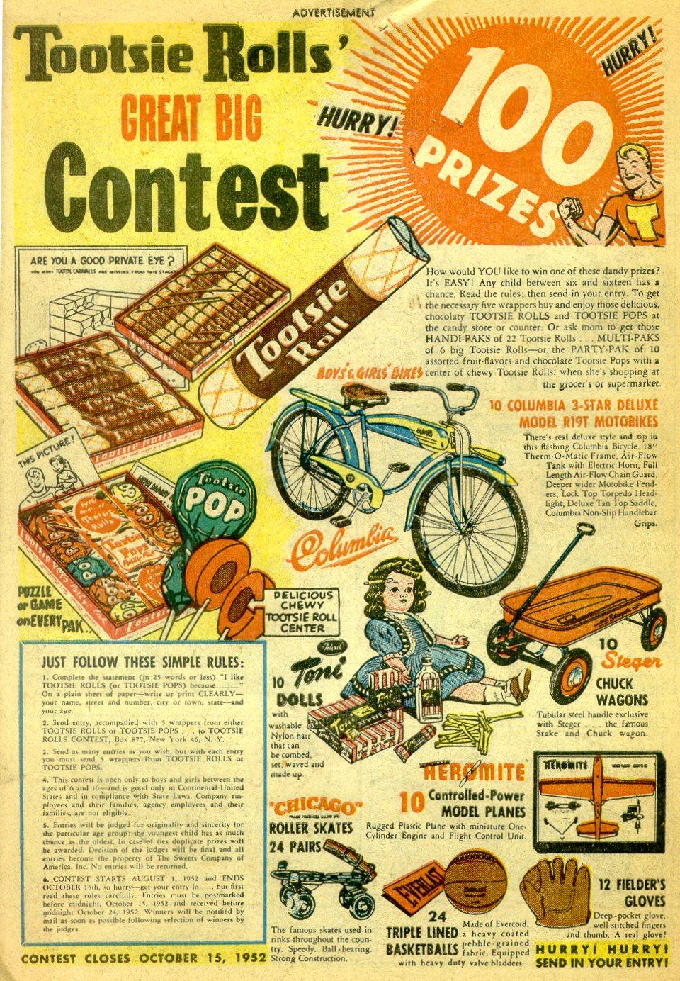 Read online Adventure Comics (1938) comic -  Issue #181 - 41