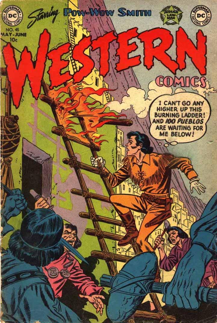 Western Comics 45 Page 1