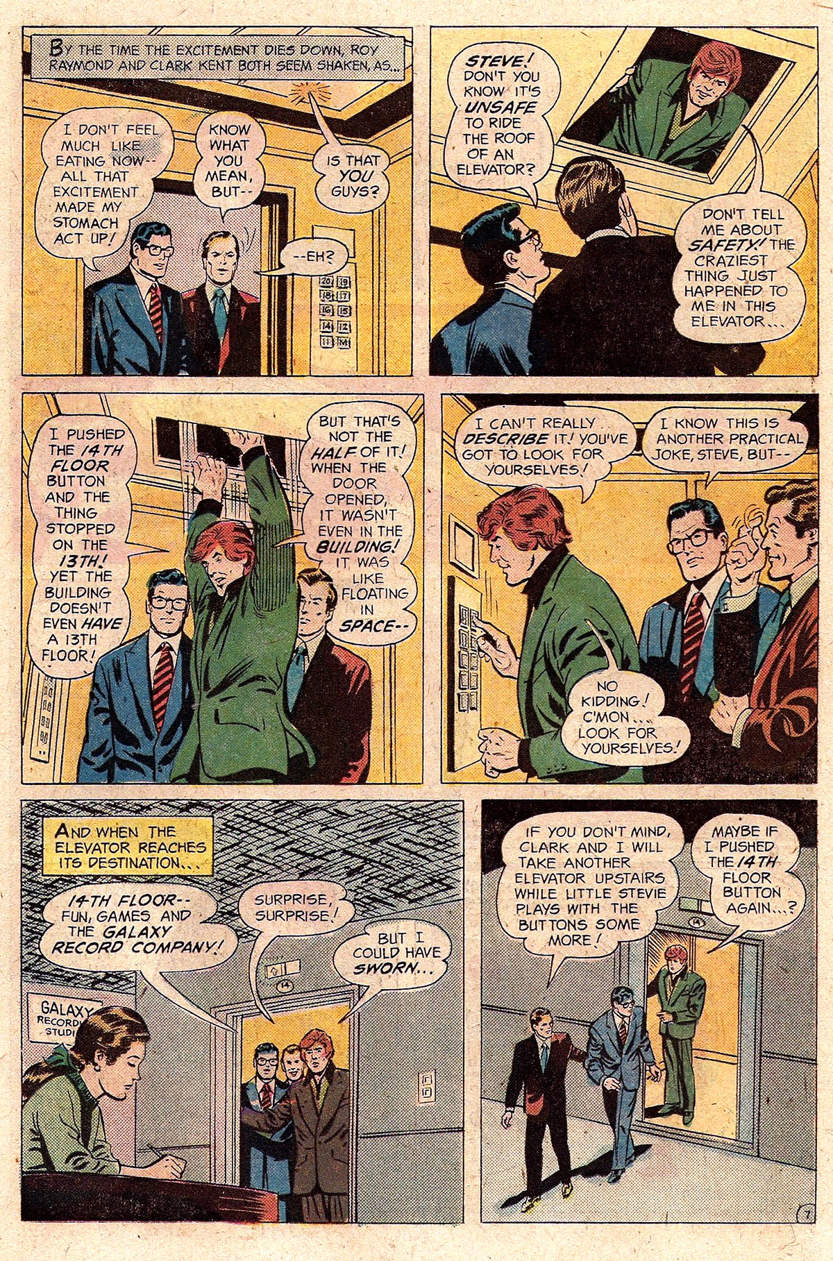 Read online Action Comics (1938) comic -  Issue #448 - 11
