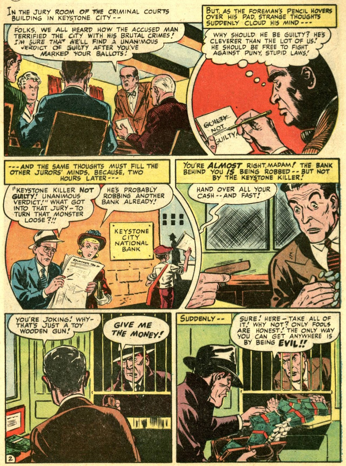 Comic Cavalcade issue 27 - Page 59