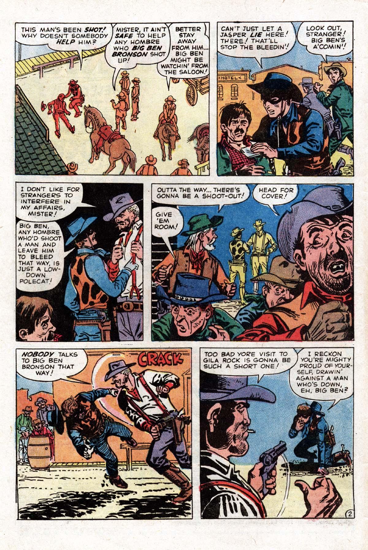 Read online Two-Gun Kid comic -  Issue #104 - 4