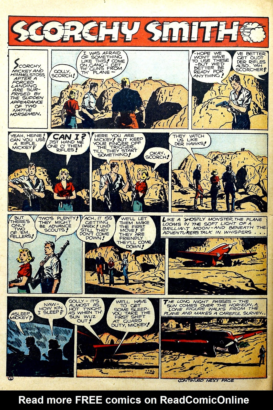 Read online Famous Funnies comic -  Issue #78 - 46