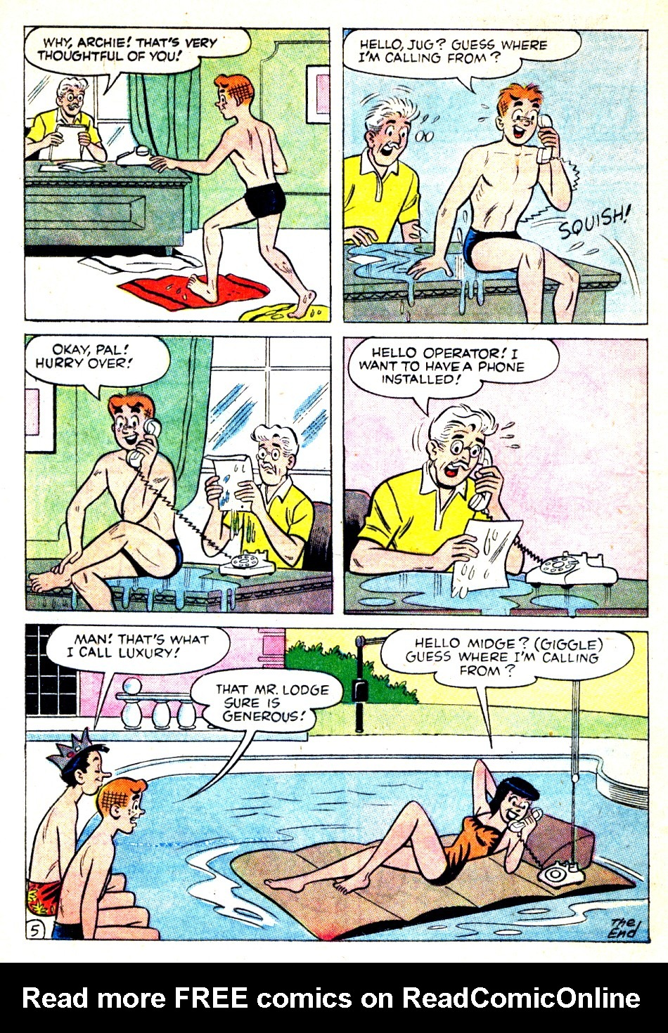 Read online Archie's Girls Betty and Veronica comic -  Issue #93 - 24