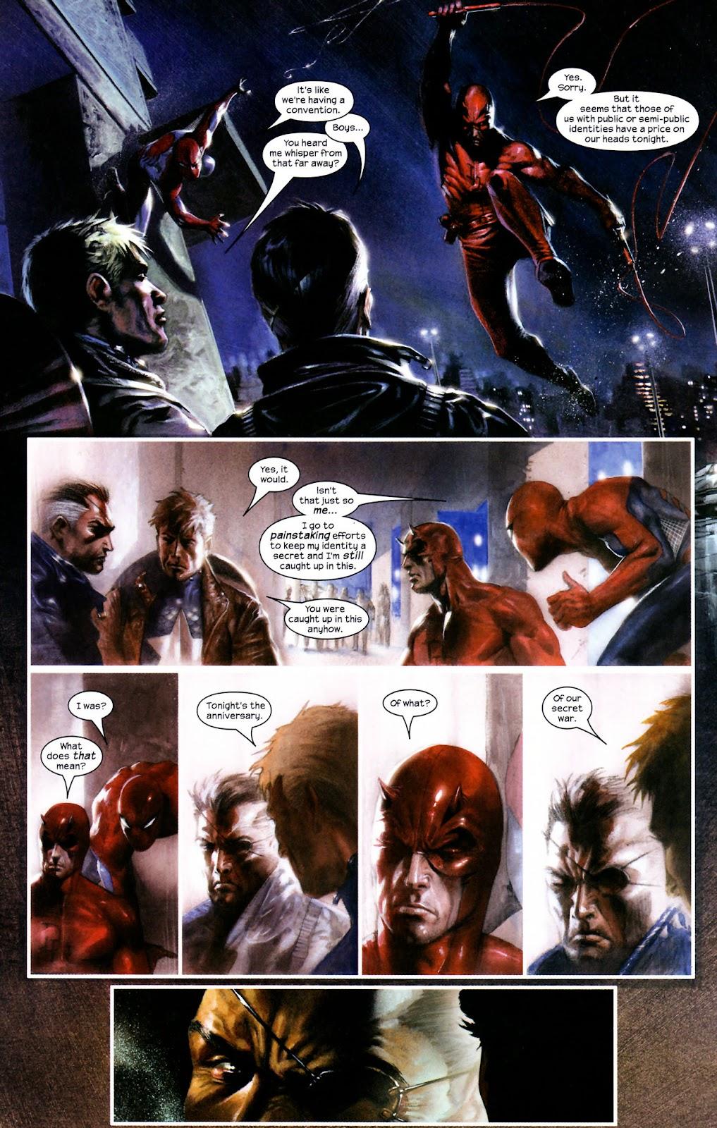 Read online Secret War comic -  Issue #3 - 19