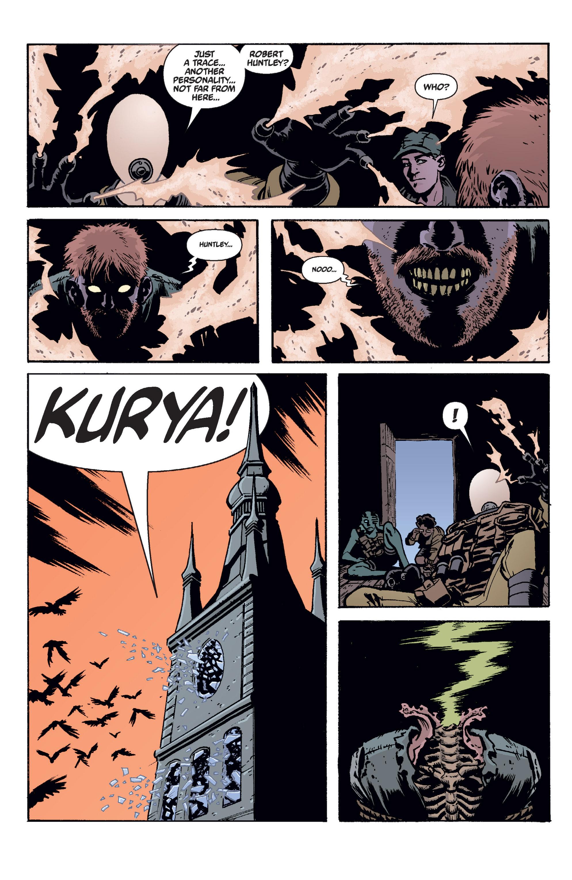 Read online B.P.R.D. (2003) comic -  Issue # TPB 2 - 109