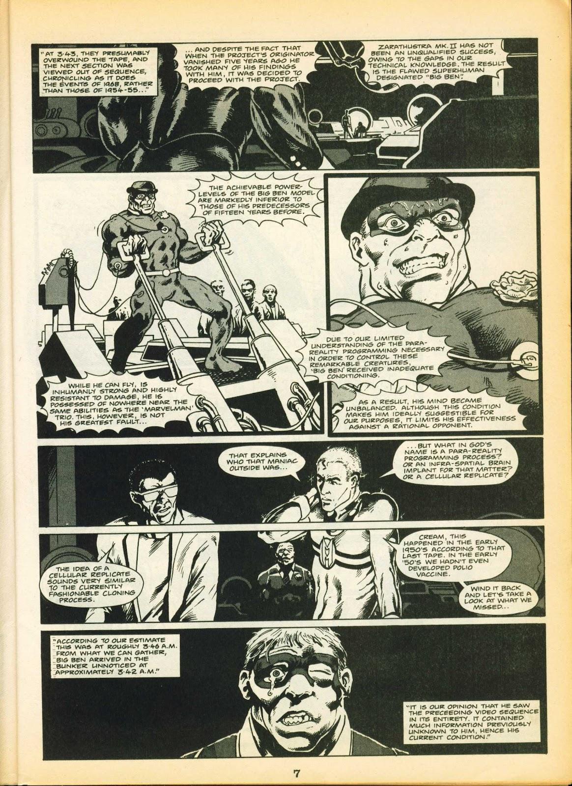 Warrior Issue #11 #12 - English 7