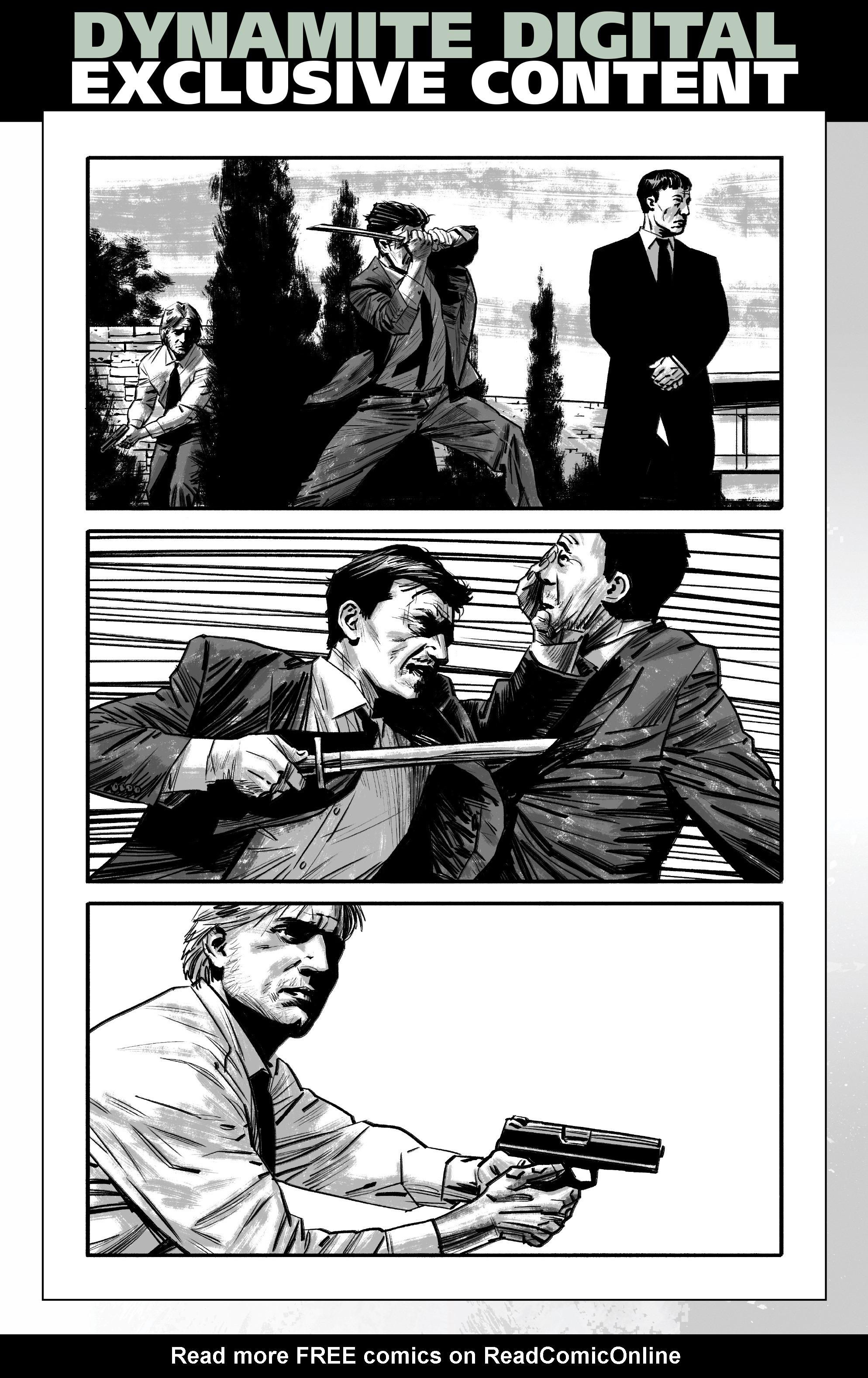 Read online James Bond: Felix Leiter comic -  Issue #5 - 23