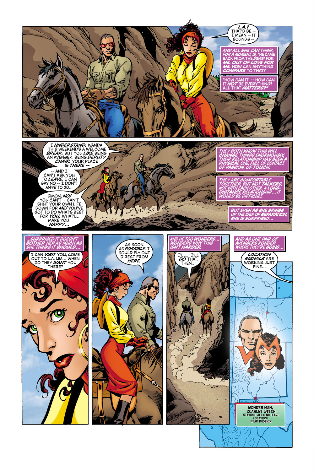 Read online Avengers (1998) comic -  Issue #41 - 7
