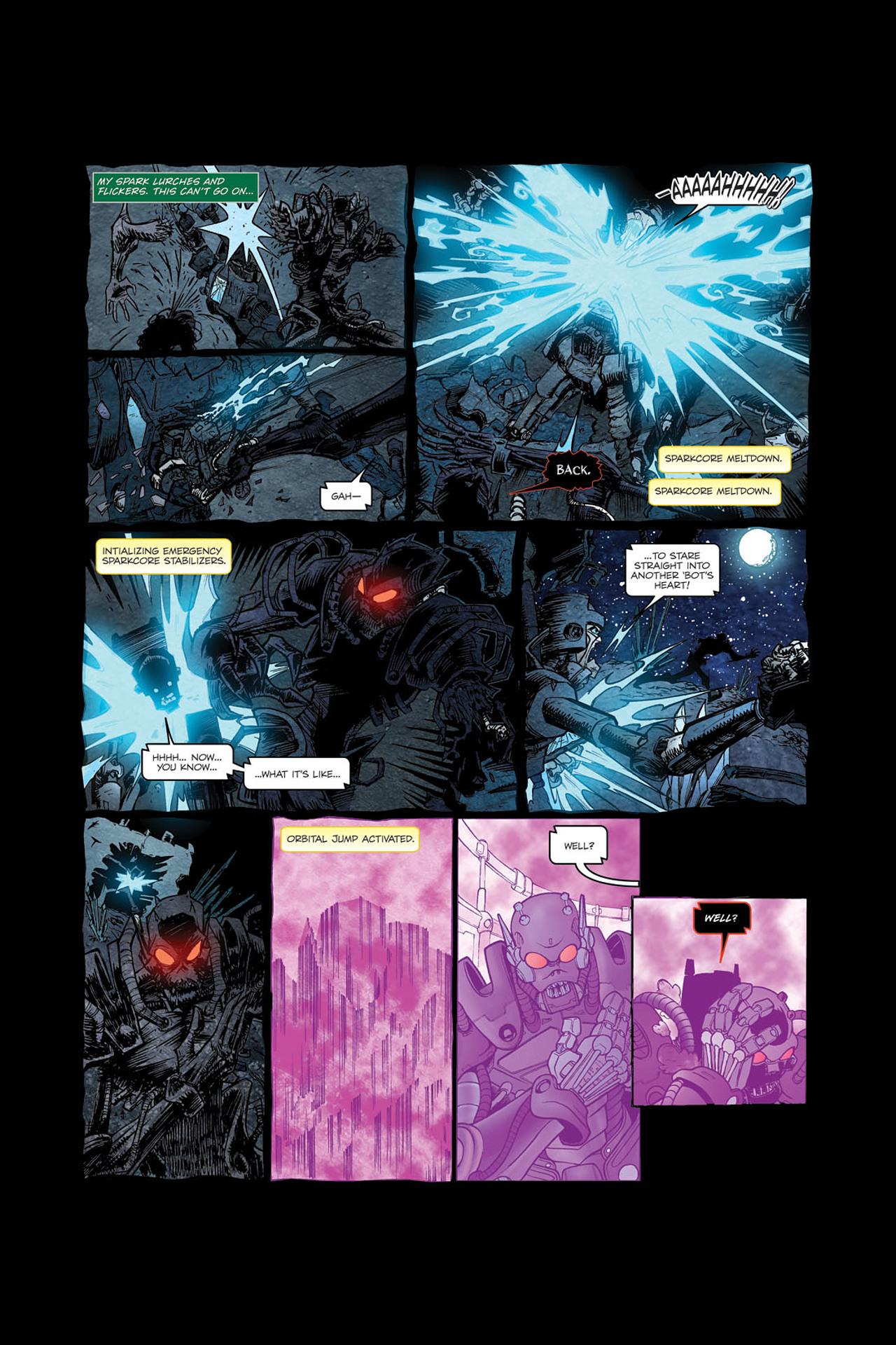 Read online Transformers Spotlight: Kup comic -  Issue # Full - 18