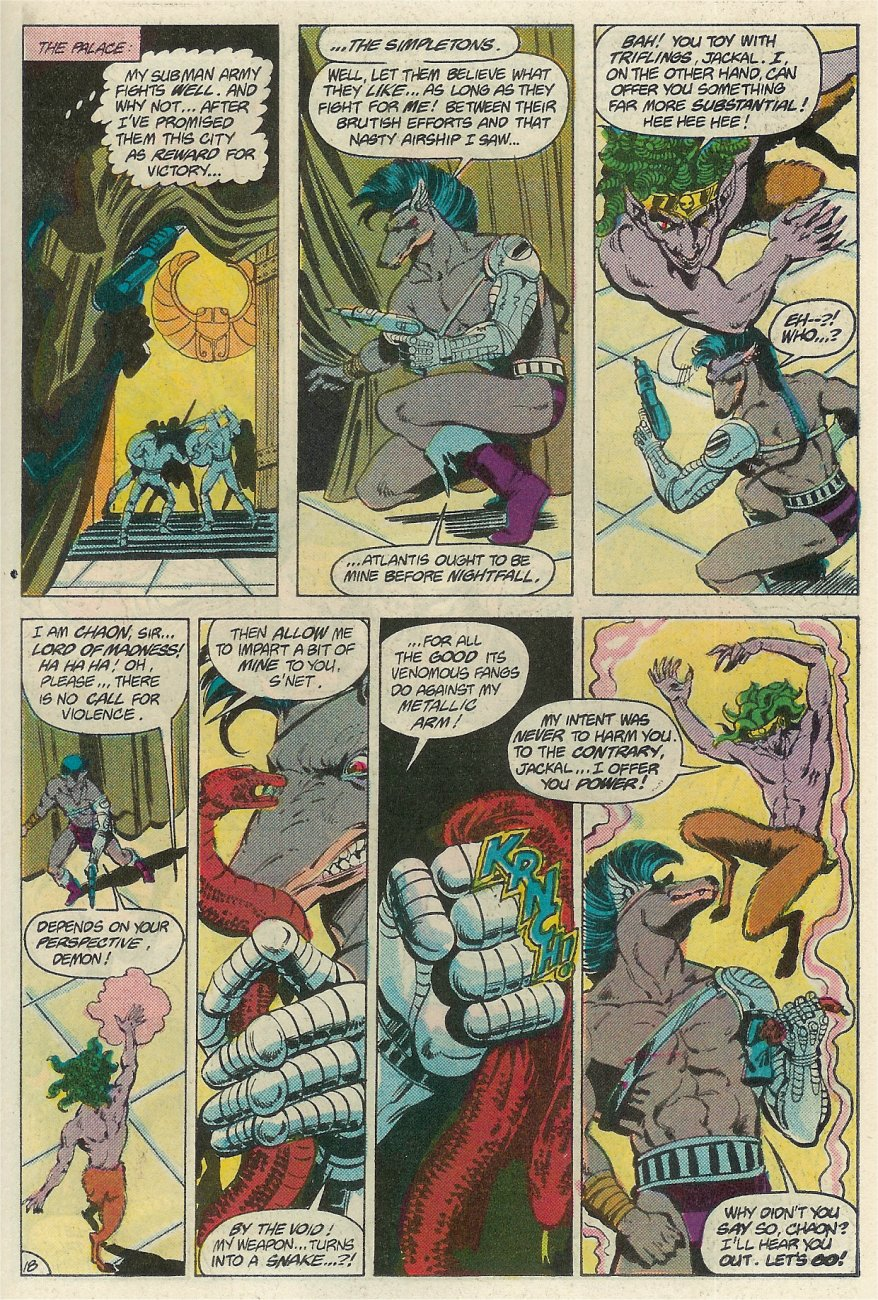 Read online Arion, Lord of Atlantis comic -  Issue #Arion, Lord of Atlantis _Special 1 - 19