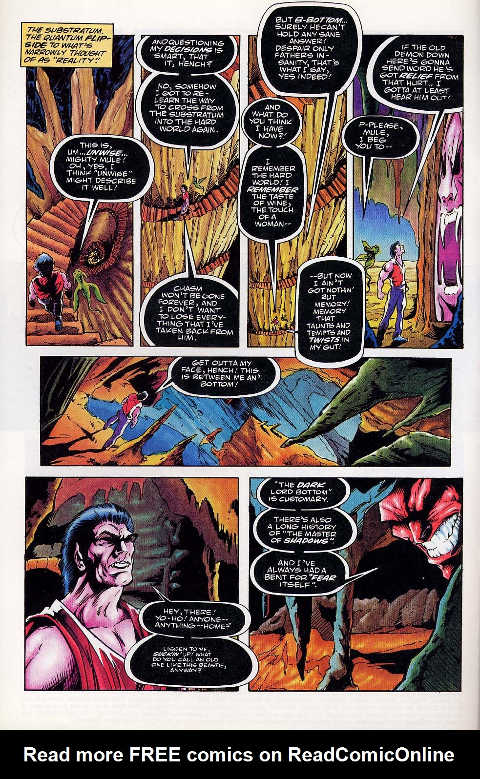 Read online Charlemagne comic -  Issue #3 - 5