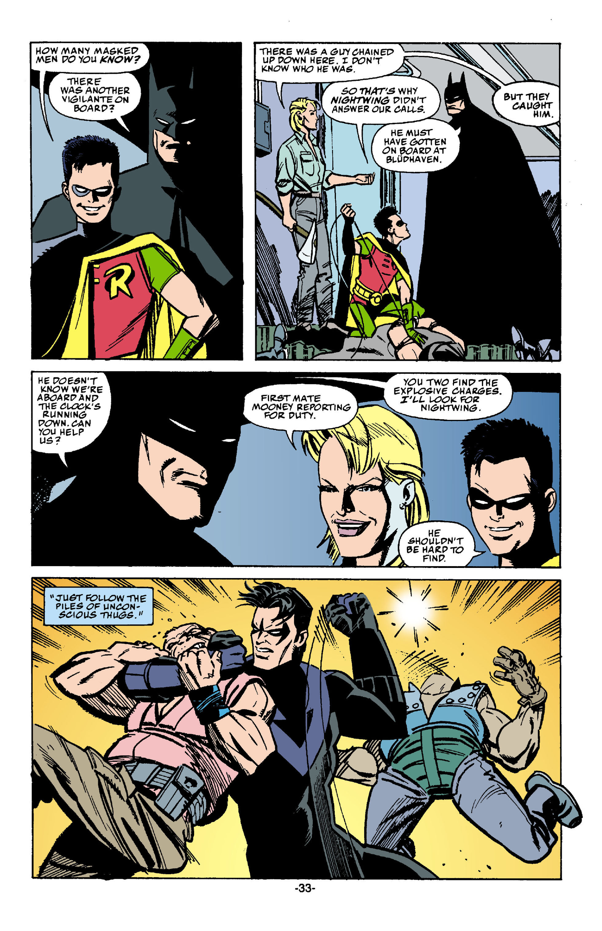 Read online Batman: Bane comic -  Issue # Full - 34