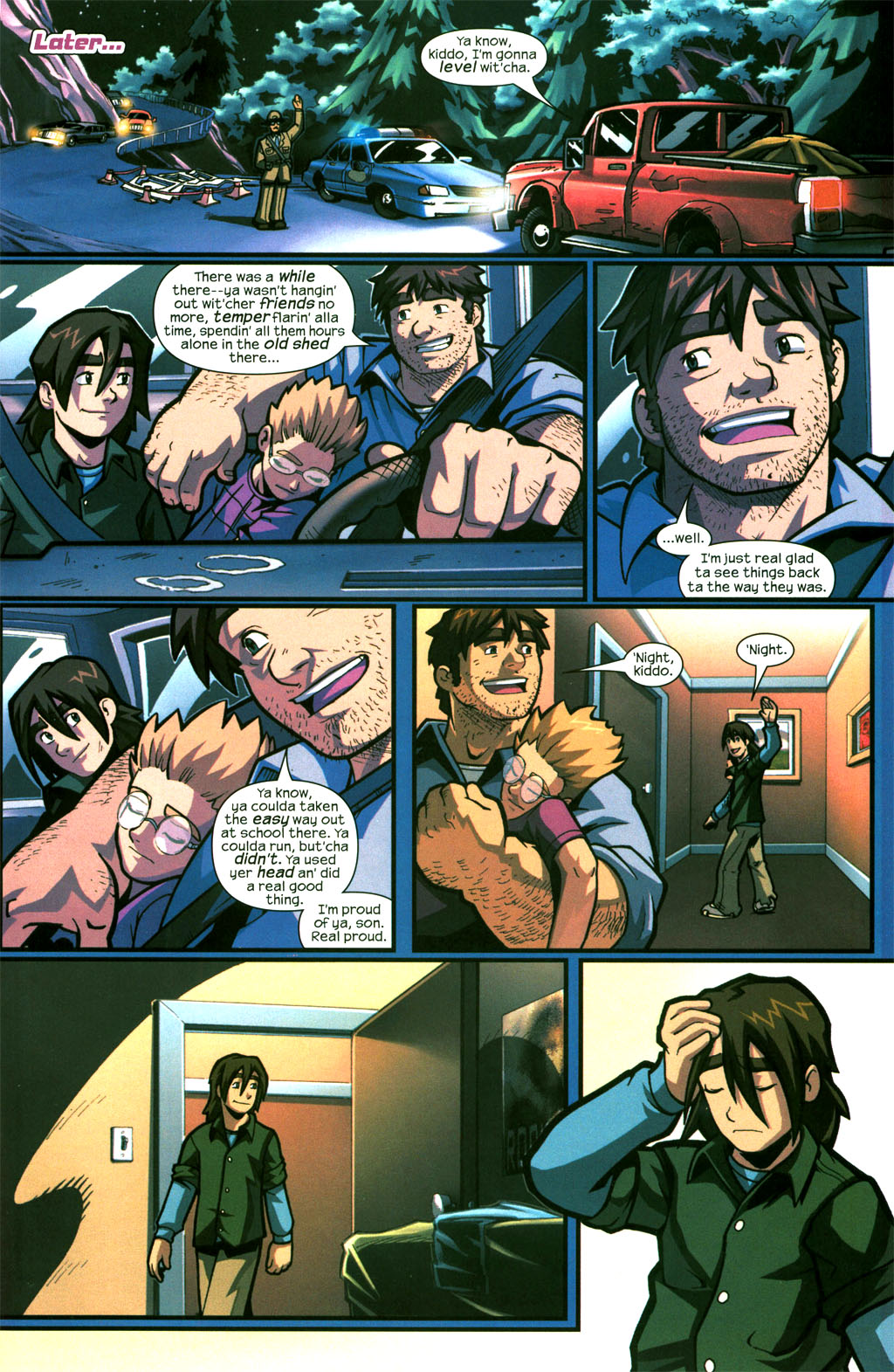 Read online Sentinel comic -  Issue #6 - 20
