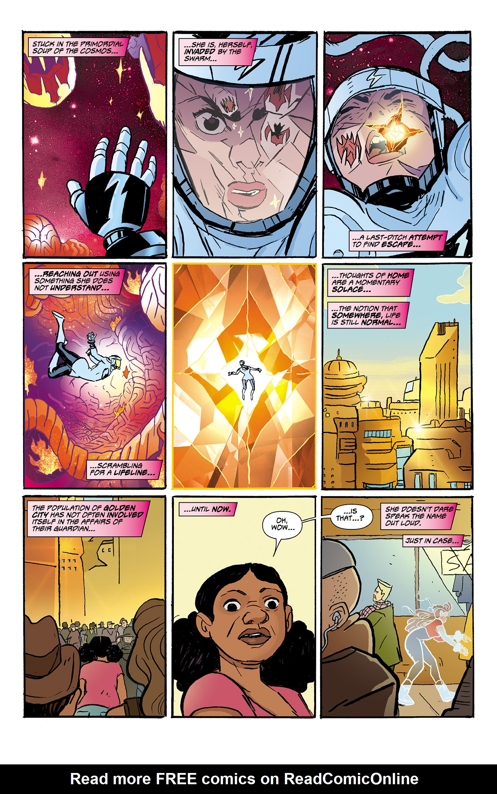 Read online Catalyst Comix comic -  Issue #8 - 29