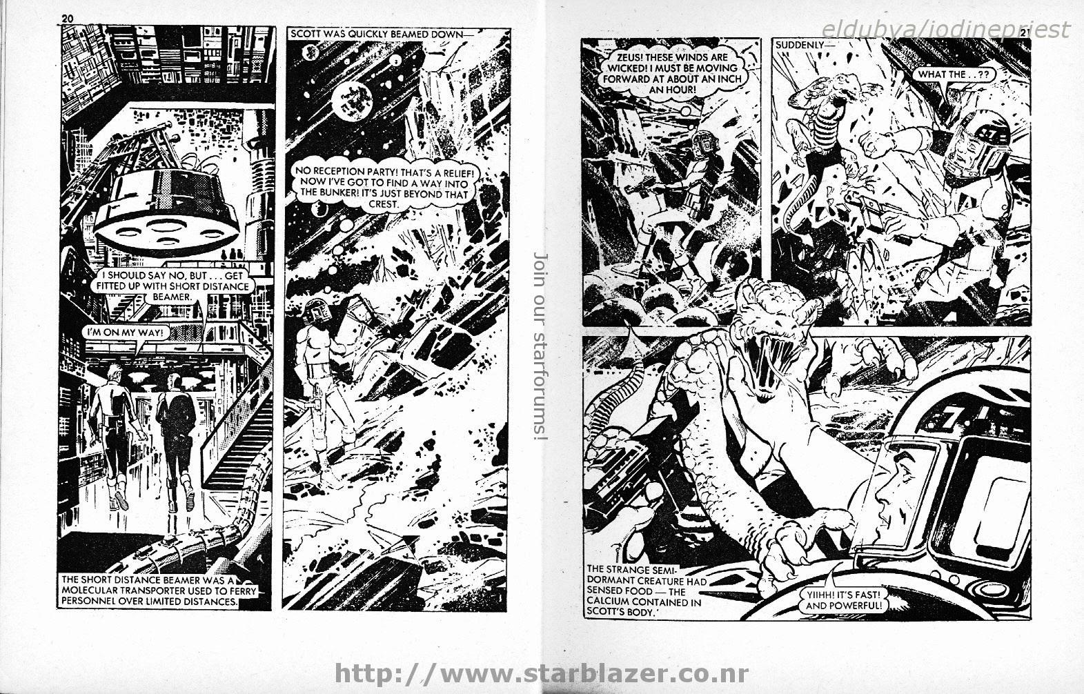 Starblazer issue 135 - Page 12