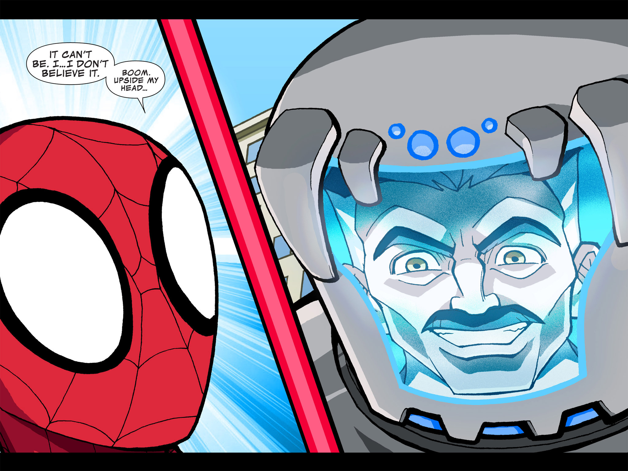 Read online Ultimate Spider-Man (Infinite Comics) (2015) comic -  Issue #3 - 48