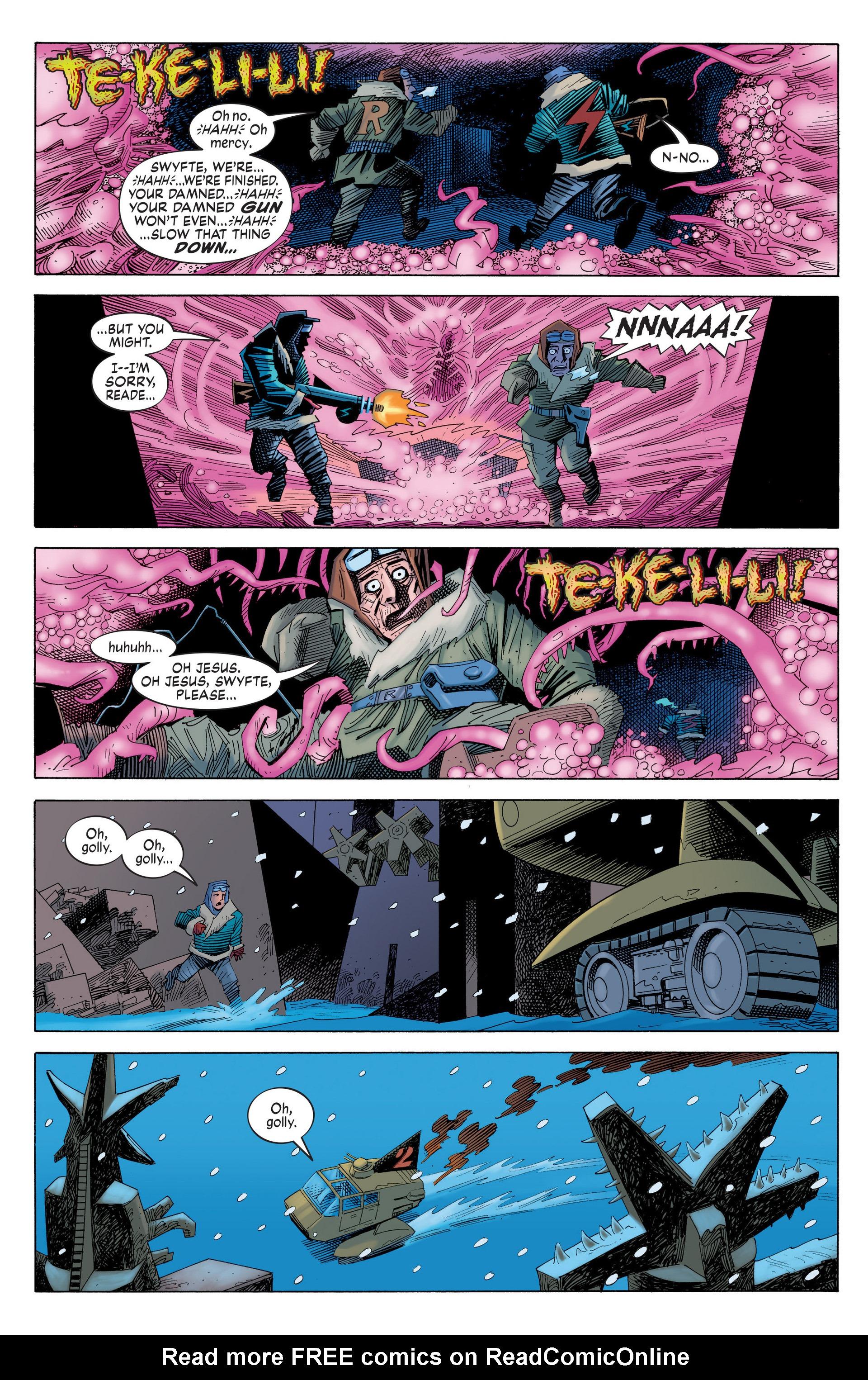 Read online Nemo: Heart of Ice comic -  Issue # Full - 46