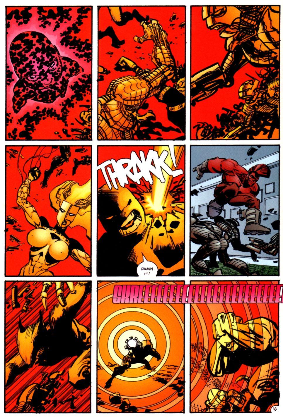The Savage Dragon (1993) Issue #93 #96 - English 16
