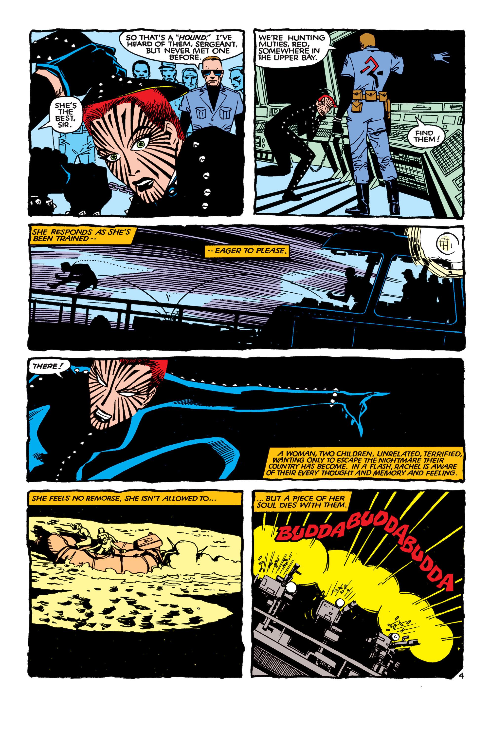Read online Uncanny X-Men (1963) comic -  Issue #189 - 4