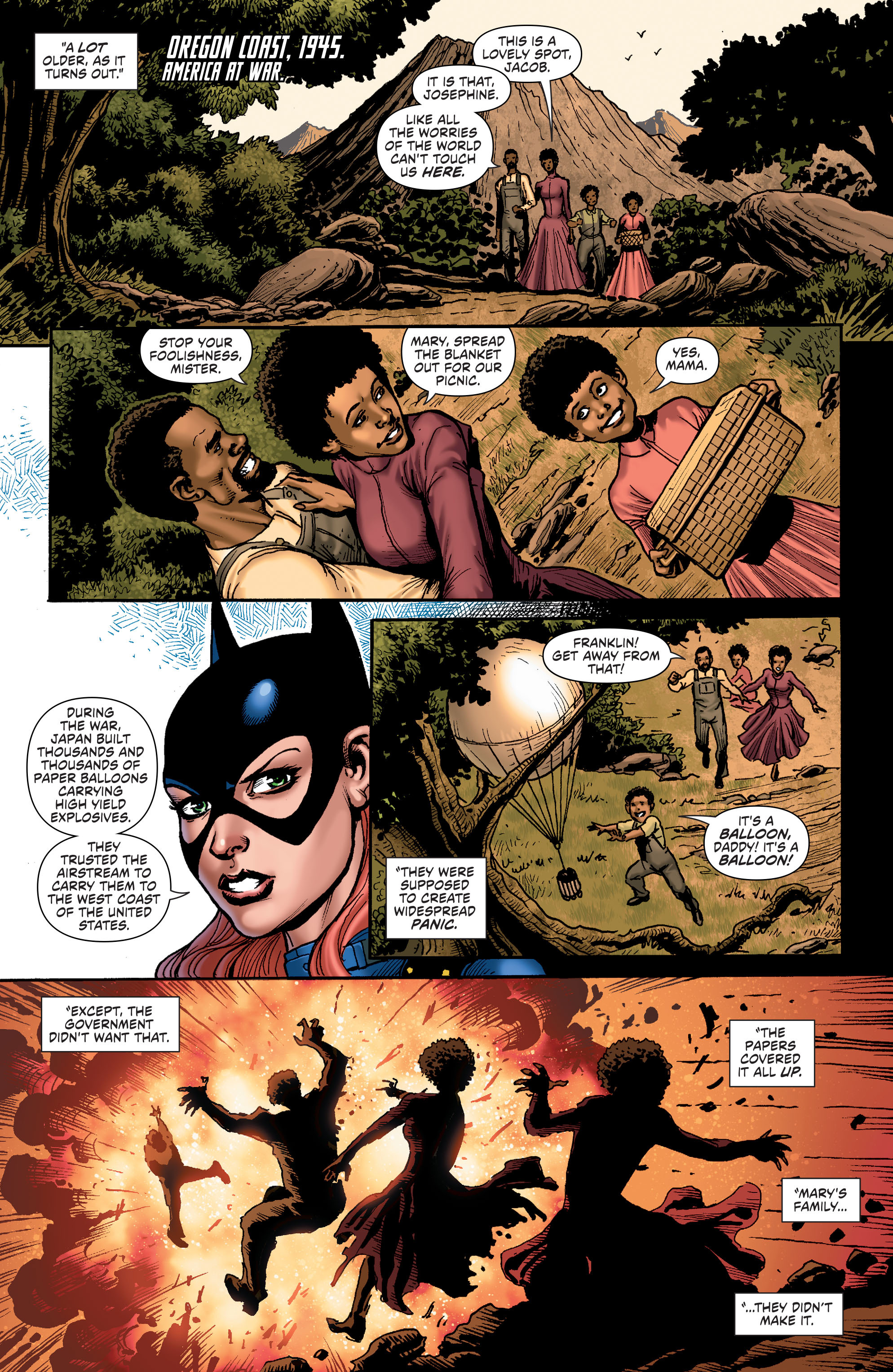 Read online Secret Six (2015) comic -  Issue #11 - 15