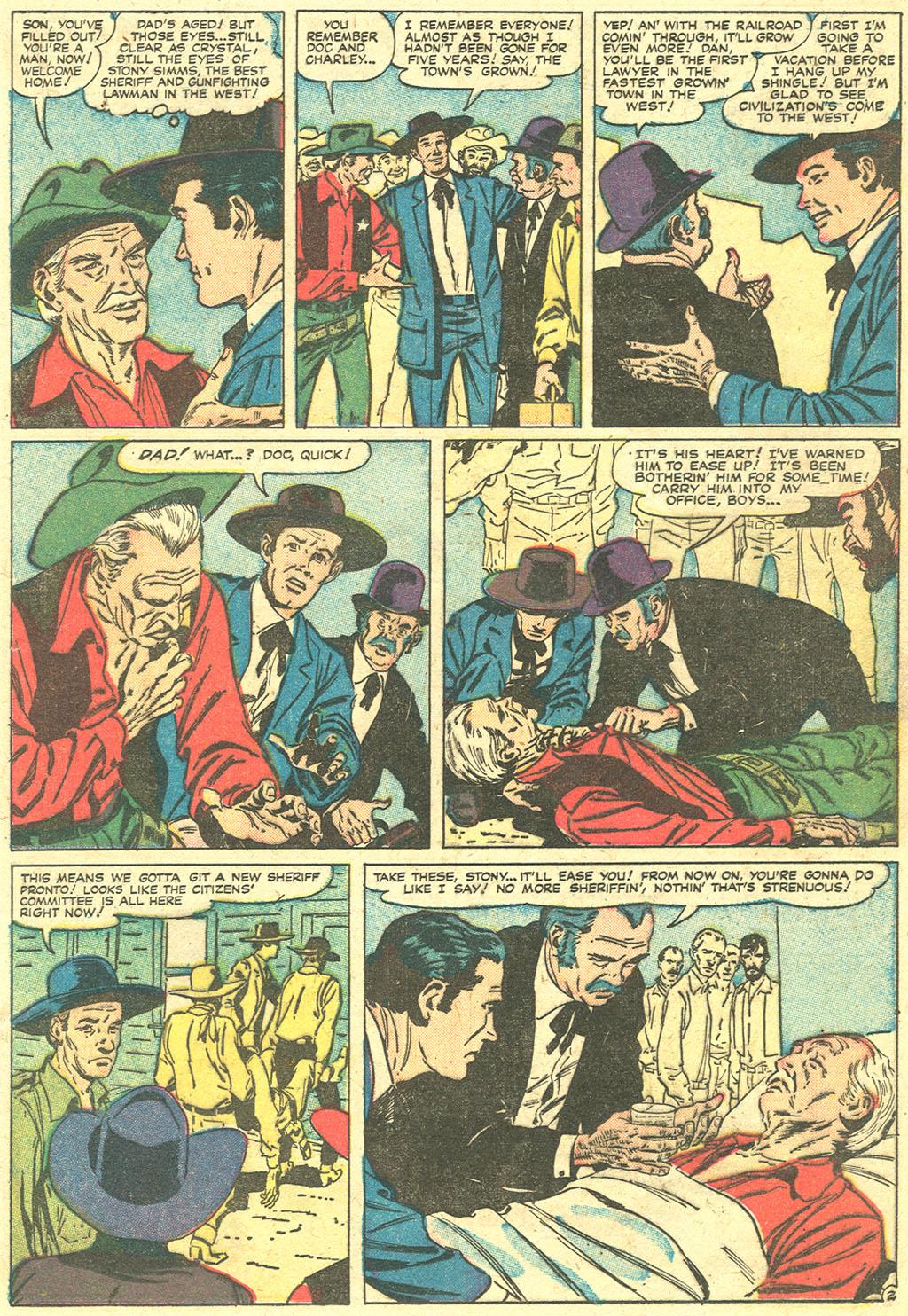 Read online Two-Gun Kid comic -  Issue #47 - 21