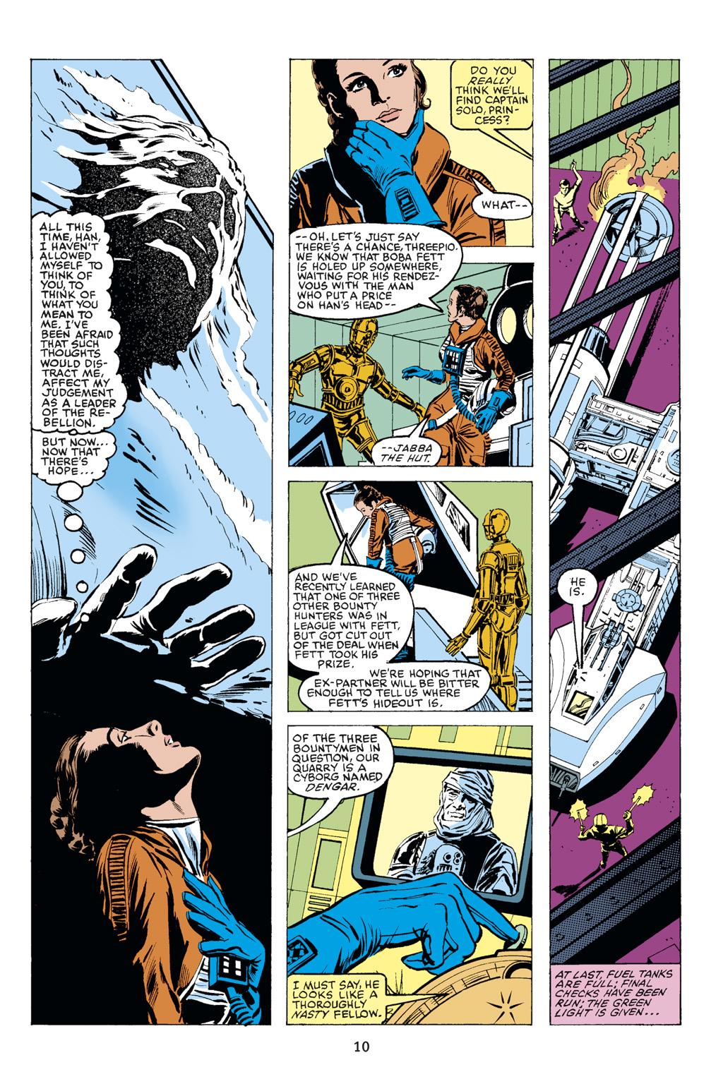 Read online Star Wars Omnibus comic -  Issue # Vol. 18 - 10