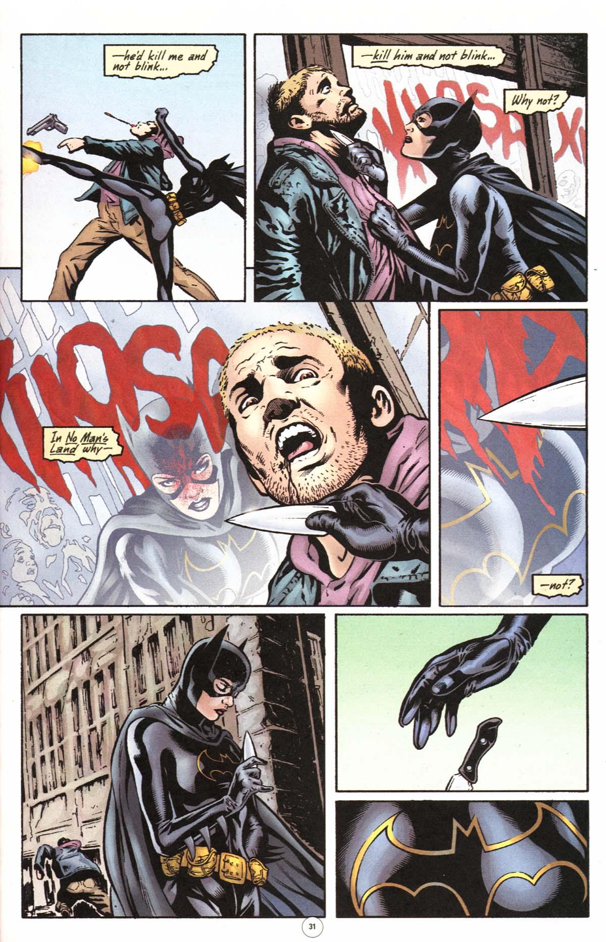 Read online Batman: No Man's Land comic -  Issue #0 - 27