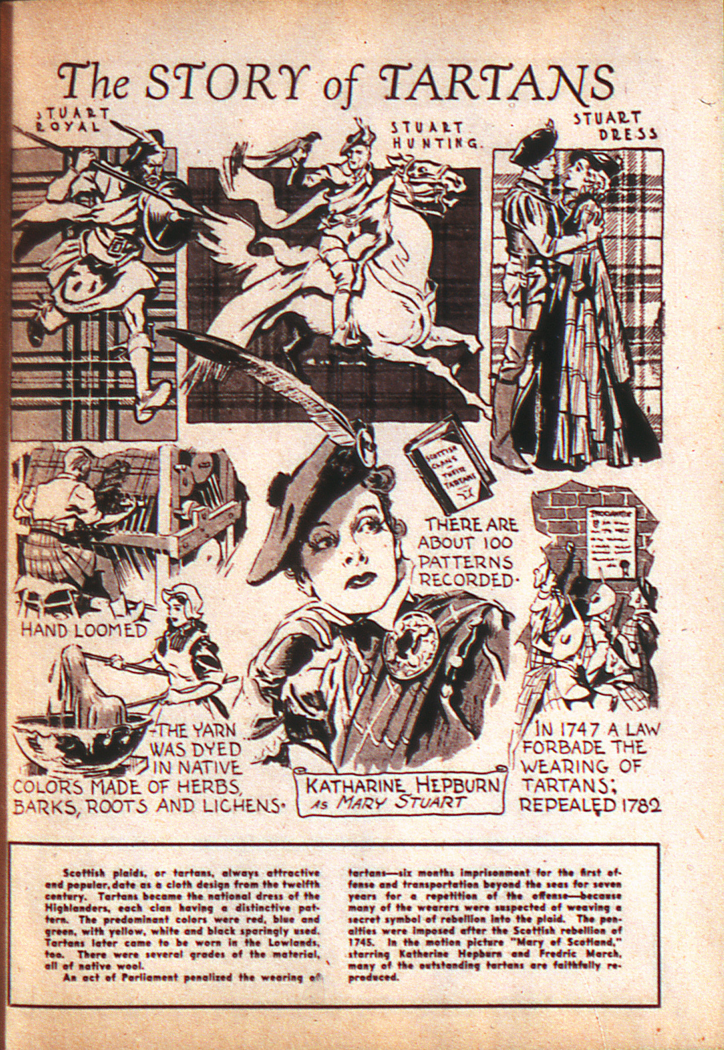 Read online Adventure Comics (1938) comic -  Issue #8 - 22