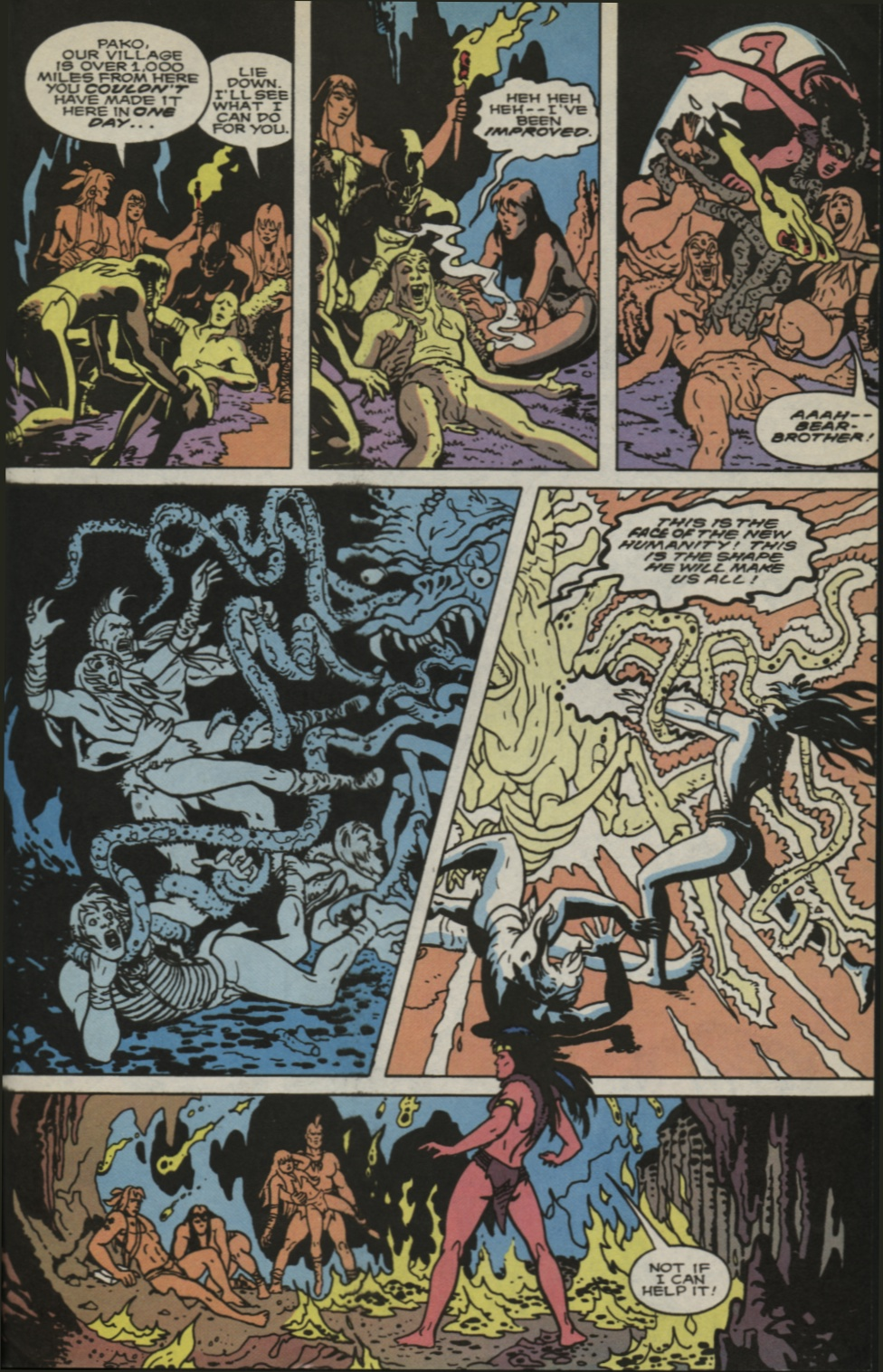 Read online Alpha Flight (1983) comic -  Issue #83 - 15