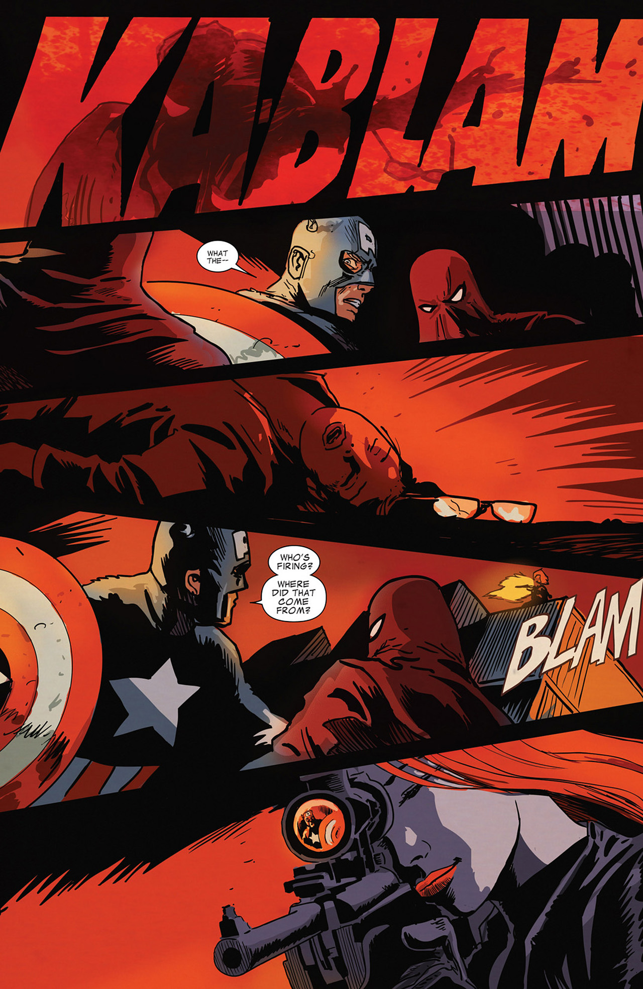 Read online Captain America And Black Widow comic -  Issue #636 - 21