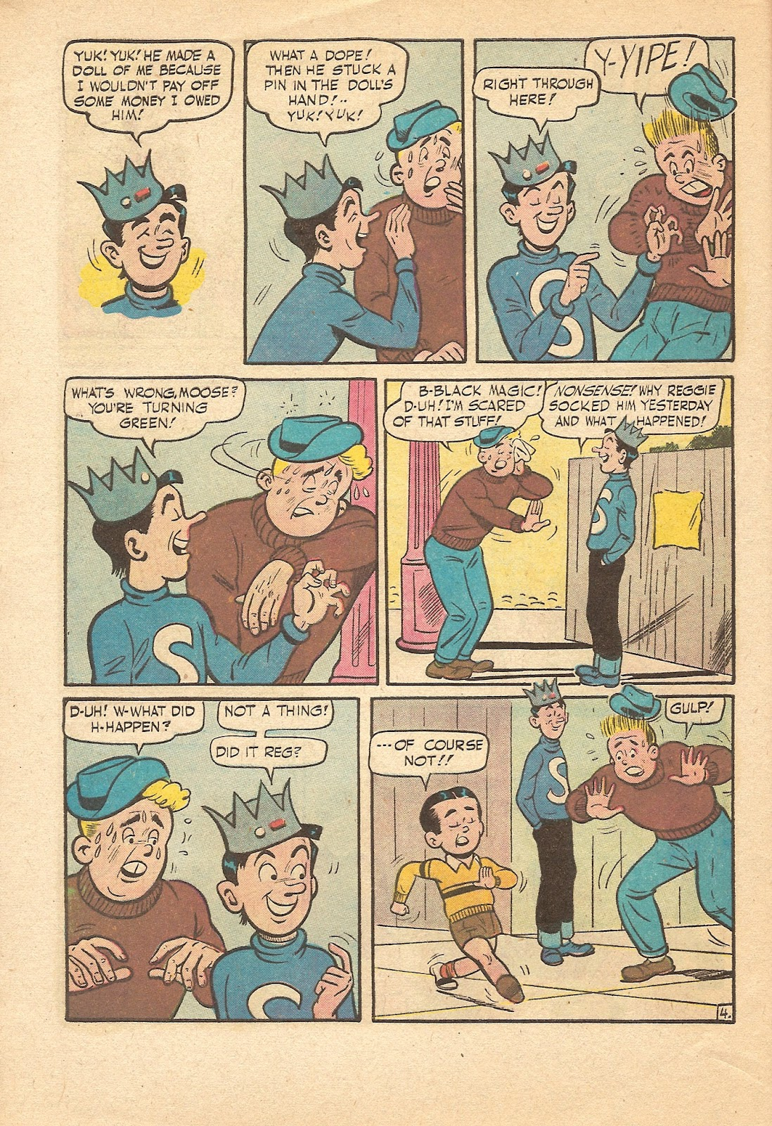 Archie Comics issue 088 - Page 32