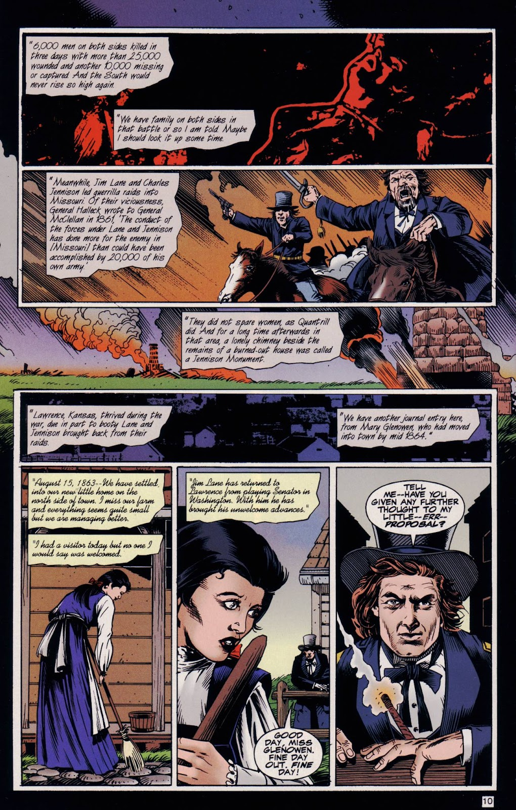 Comic The Kents issue 6