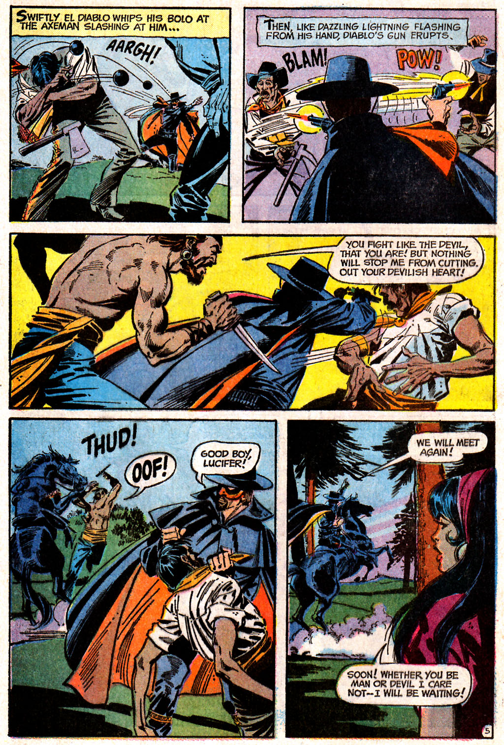 Read online All-Star Western (1970) comic -  Issue #7 - 42