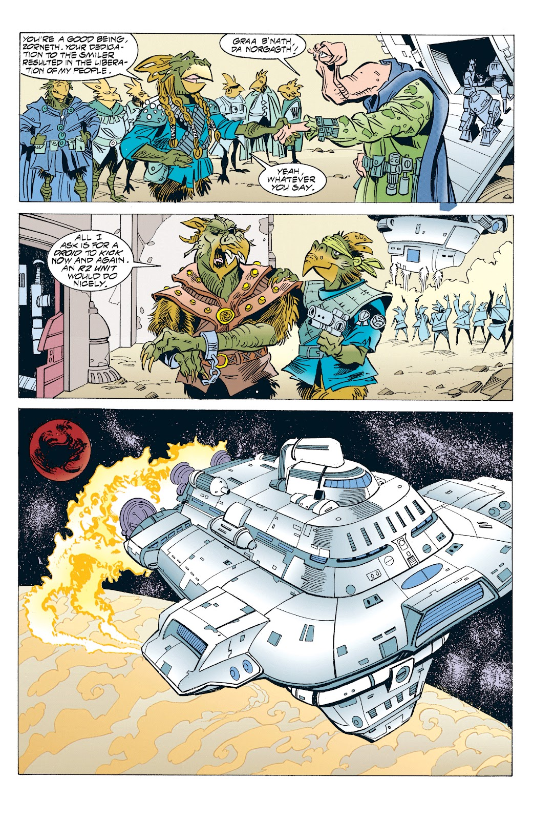 Read online Star Wars Legends Epic Collection: The Empire comic -  Issue # TPB 5 (Part 4) - 61