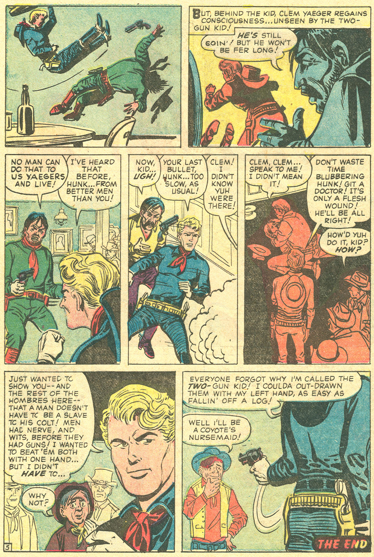 Read online Two-Gun Kid comic -  Issue #44 - 32