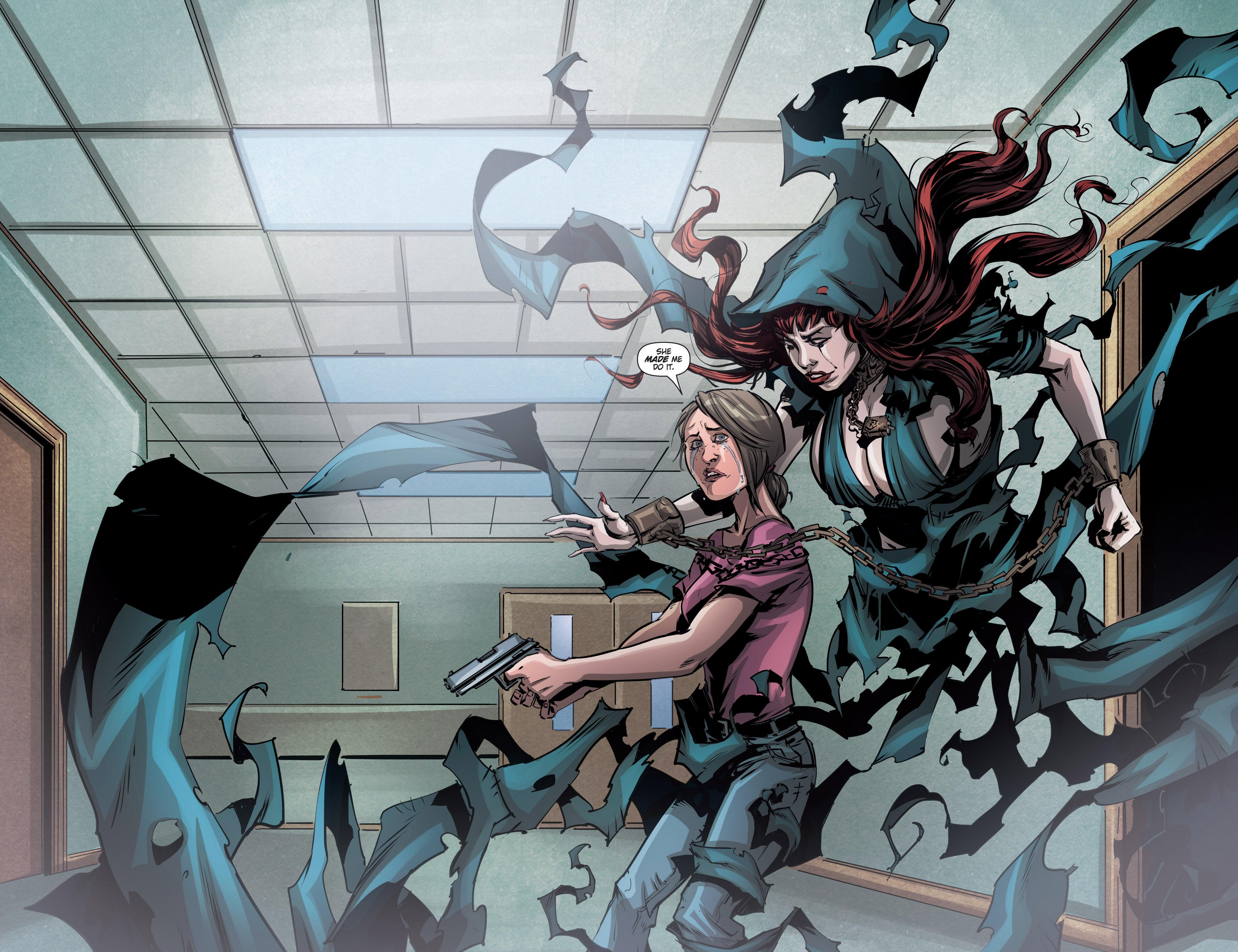 Read online Grimm Fairy Tales presents No Tomorrow comic -  Issue # TPB - 72