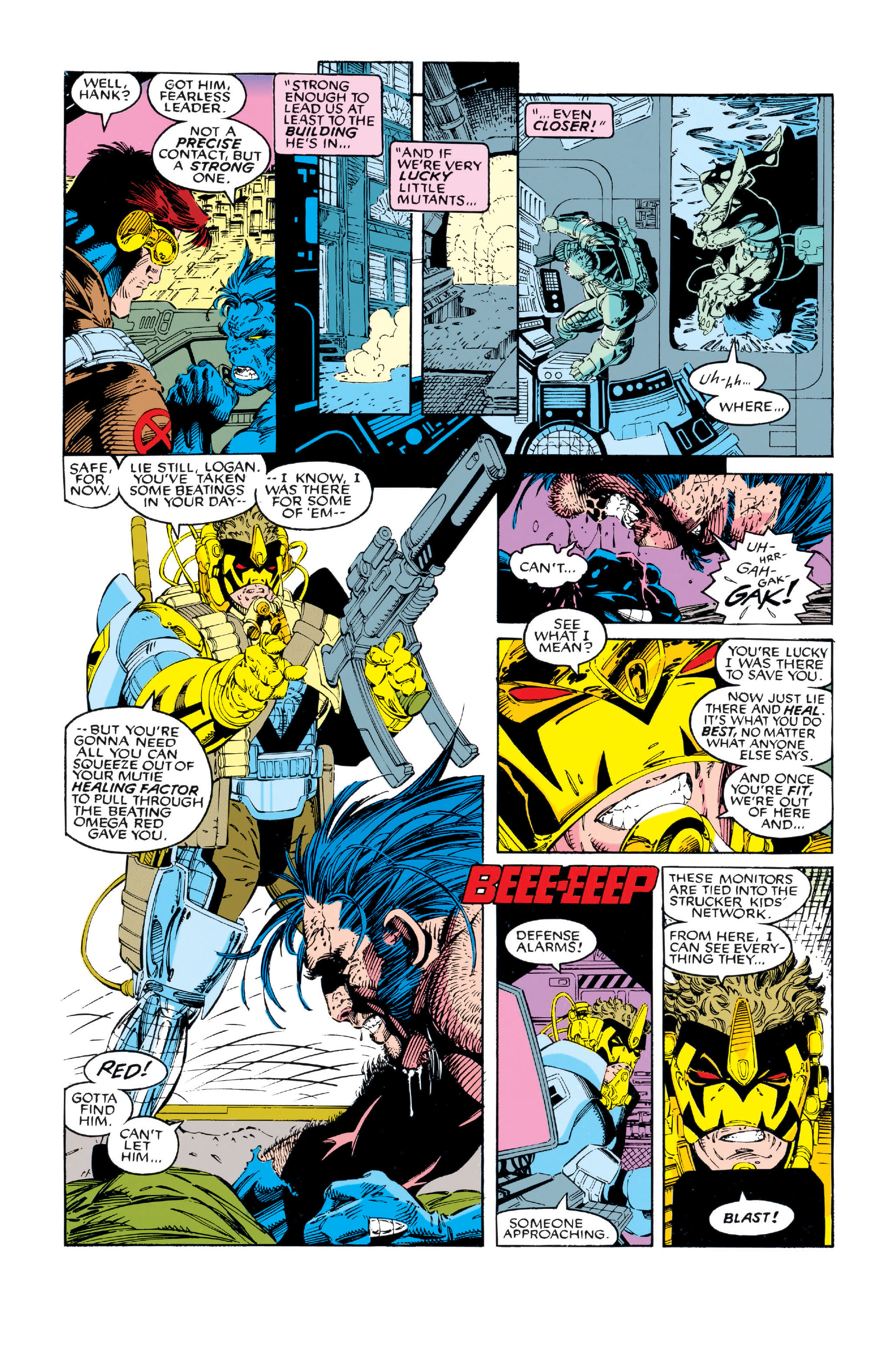 X-Men (1991) 5 Page 16