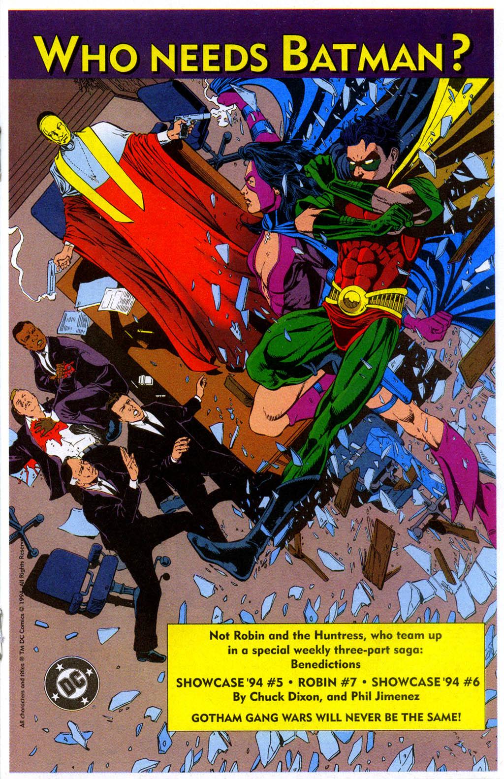 Read online Gunfire comic -  Issue #1 - 19