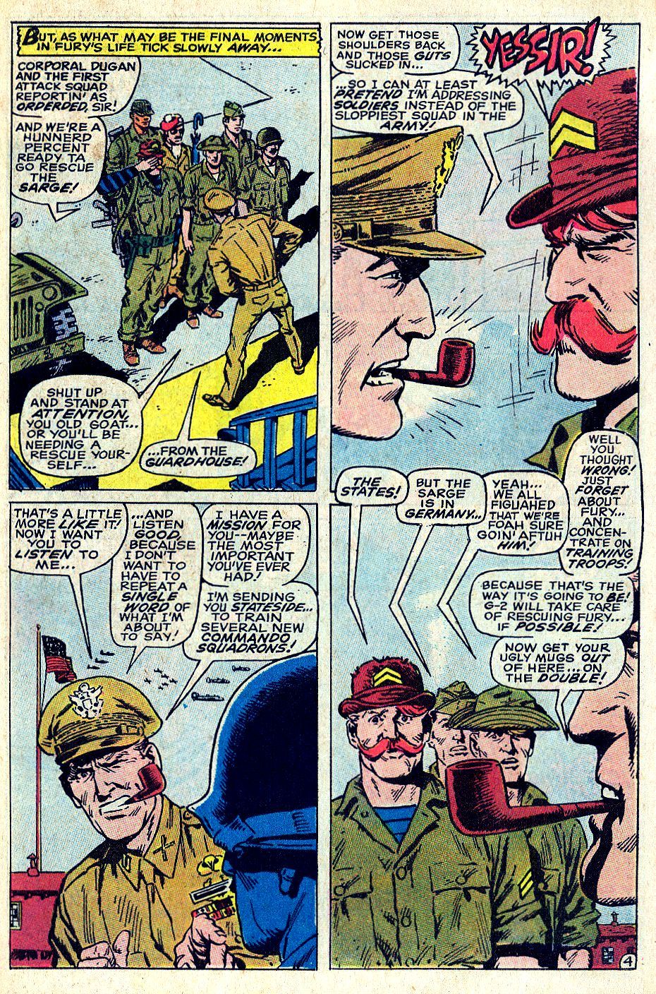 Read online Sgt. Fury comic -  Issue #66 - 7