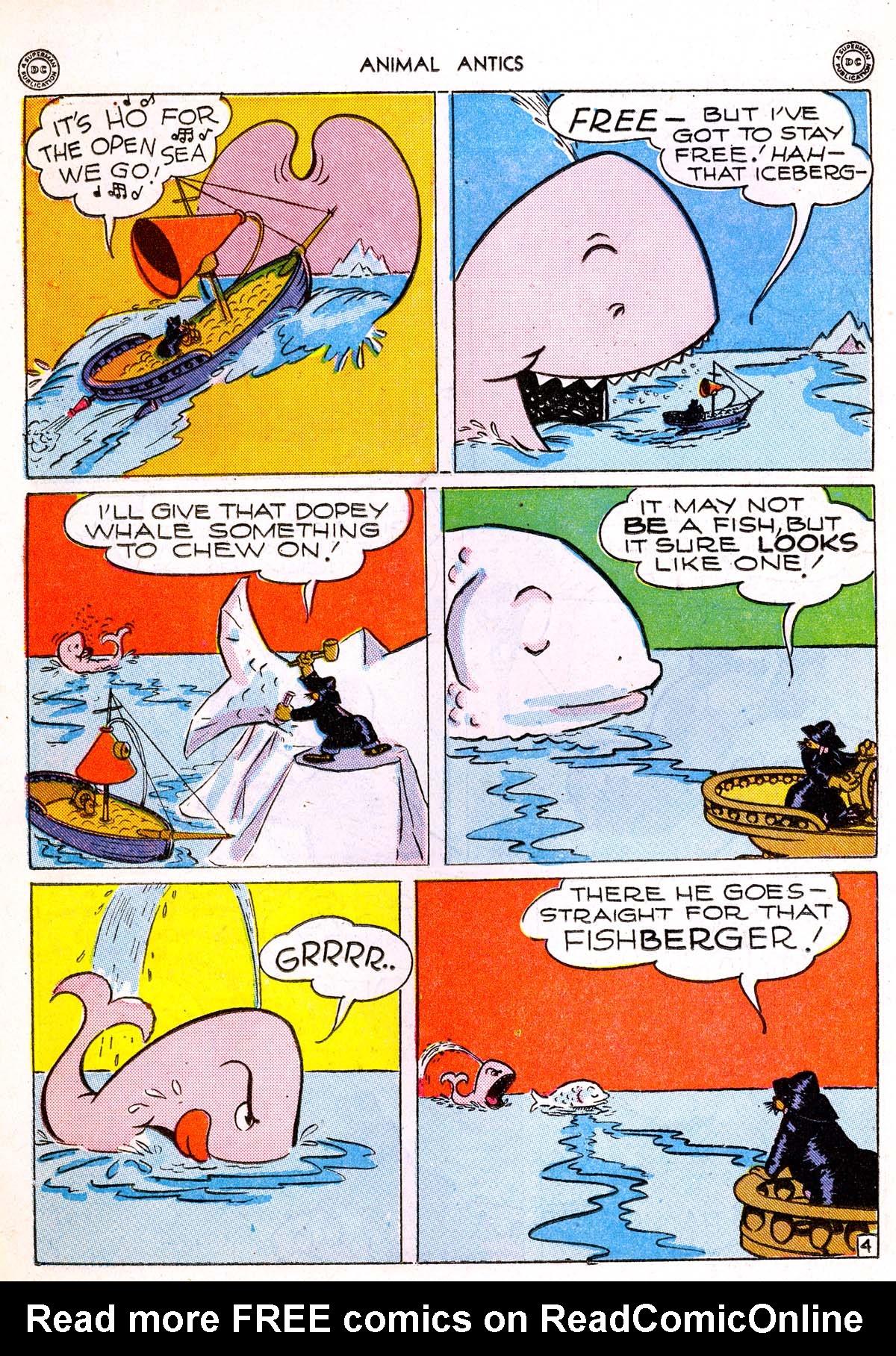 Read online Animal Antics comic -  Issue #1 - 30