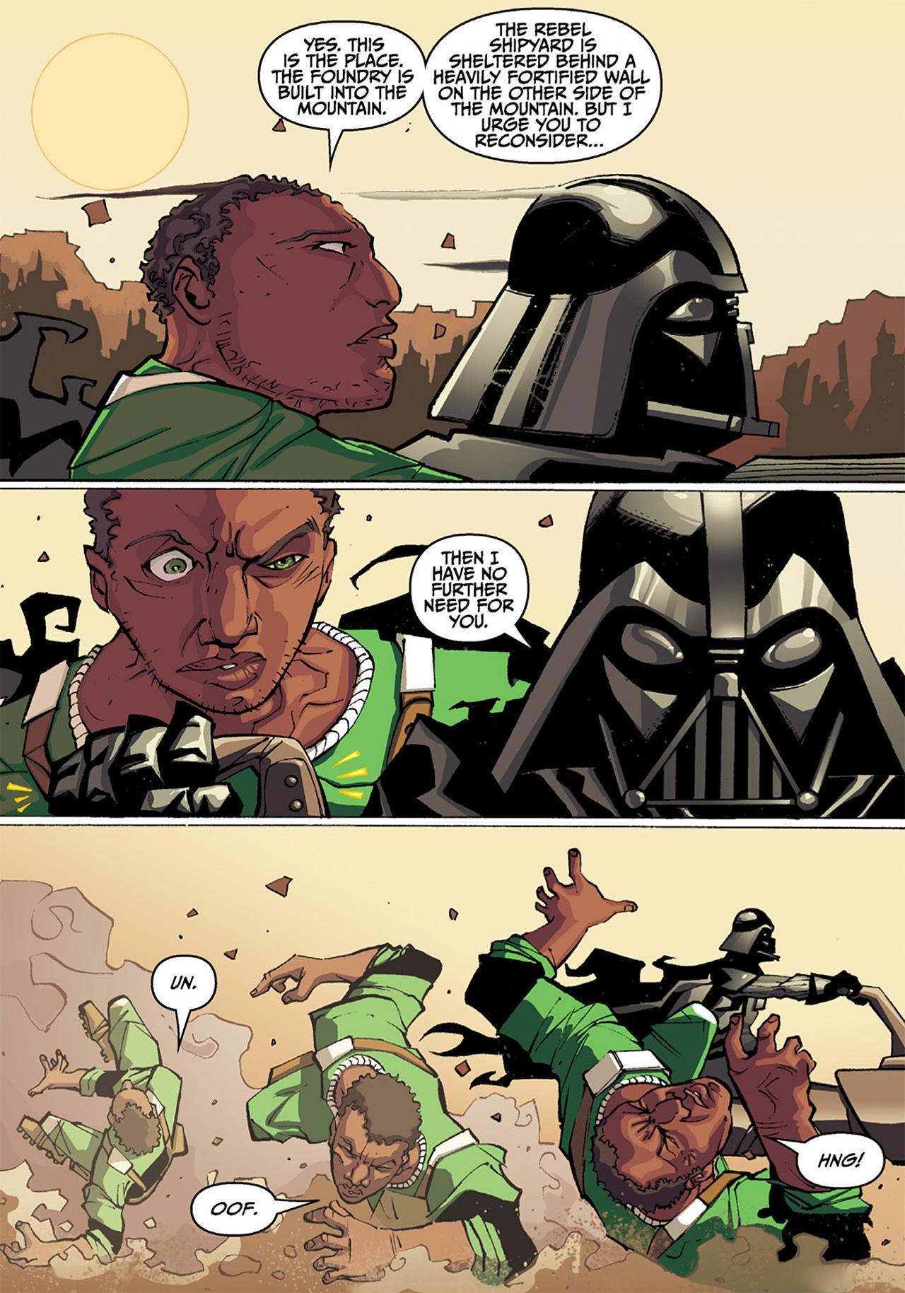Read online Star Wars Omnibus comic -  Issue # Vol. 33 - 296