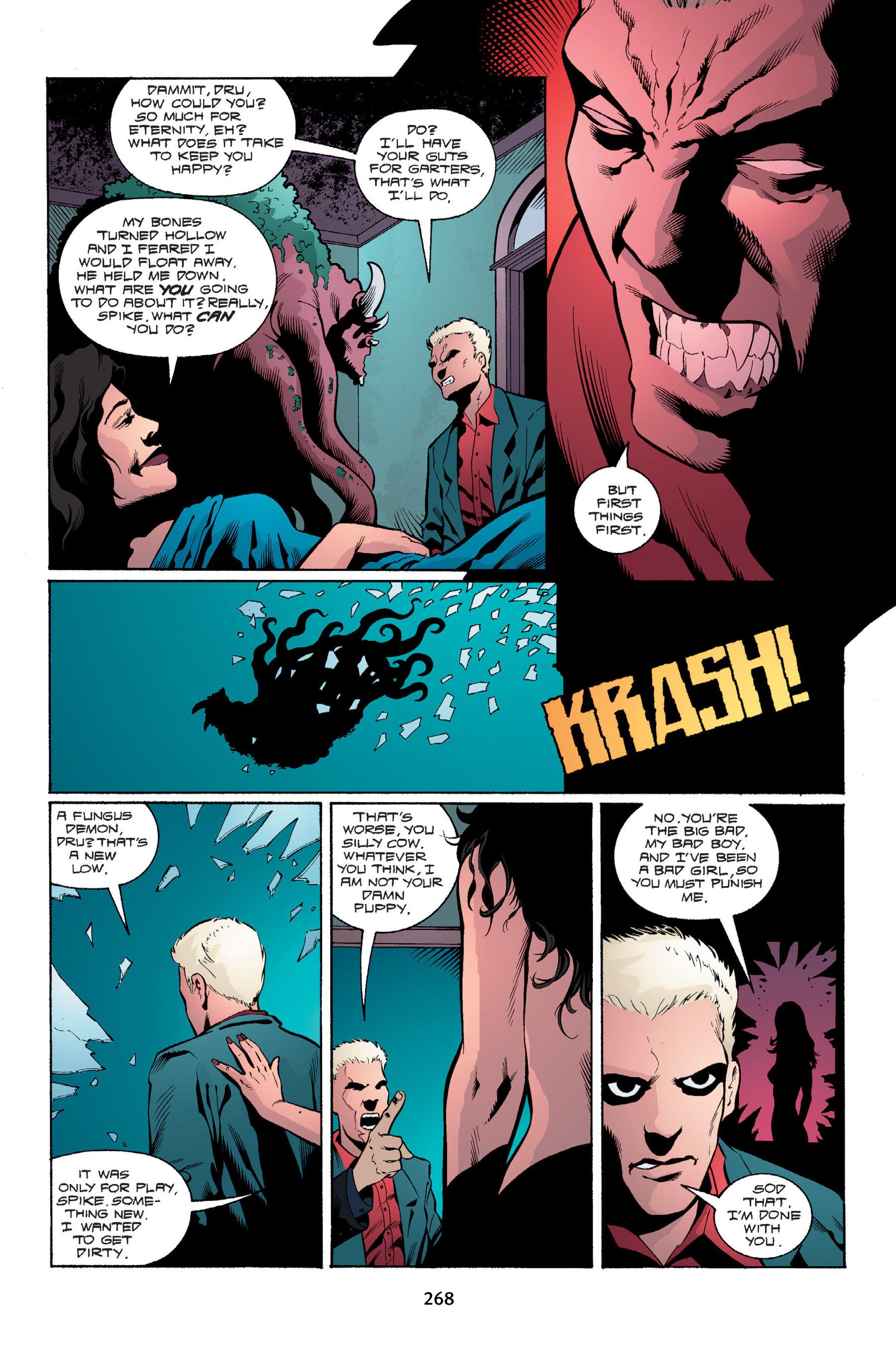 Read online Buffy the Vampire Slayer: Omnibus comic -  Issue # TPB 4 - 266