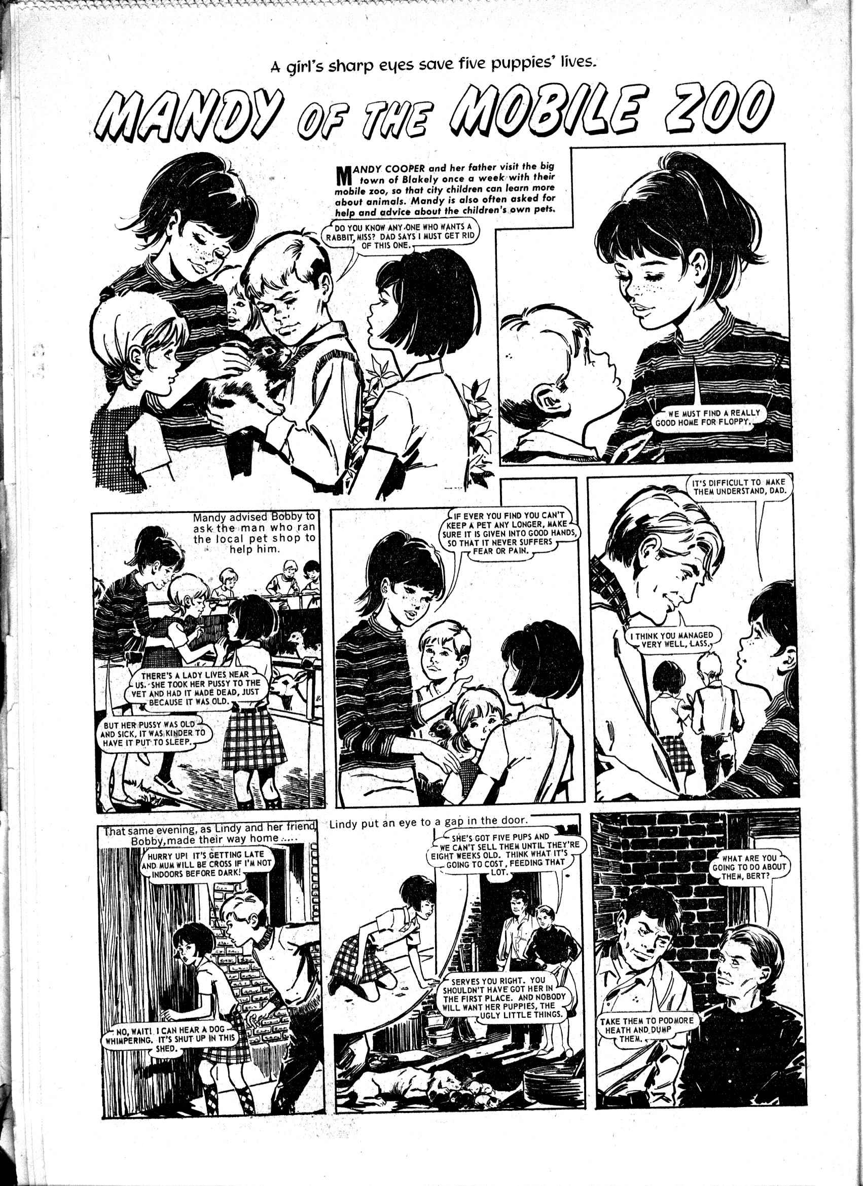 Read online Judy comic -  Issue #395 - 24