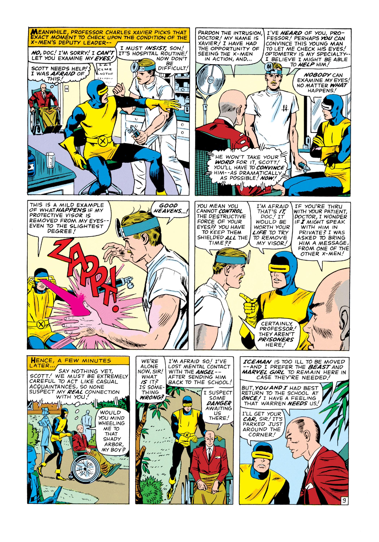 Uncanny X-Men (1963) 17 Page 9