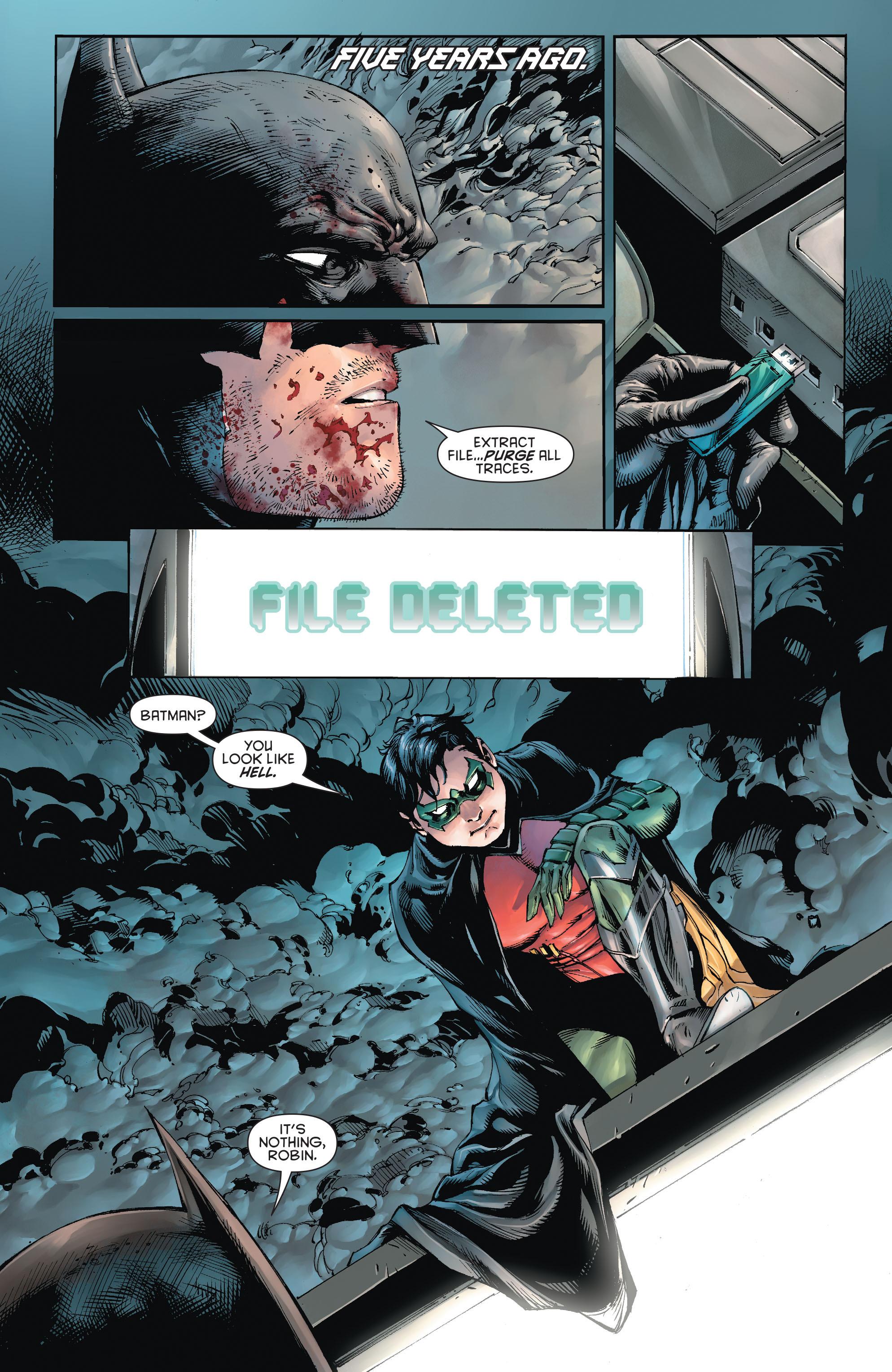 Read online Batman Endgame: Special Edition comic -  Issue #1 - 29