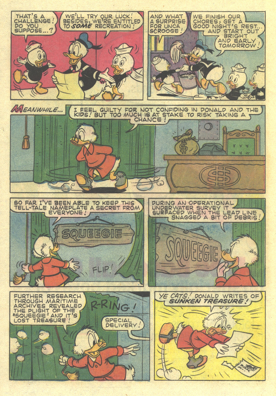 Donald Duck (1962) 173 Page 7