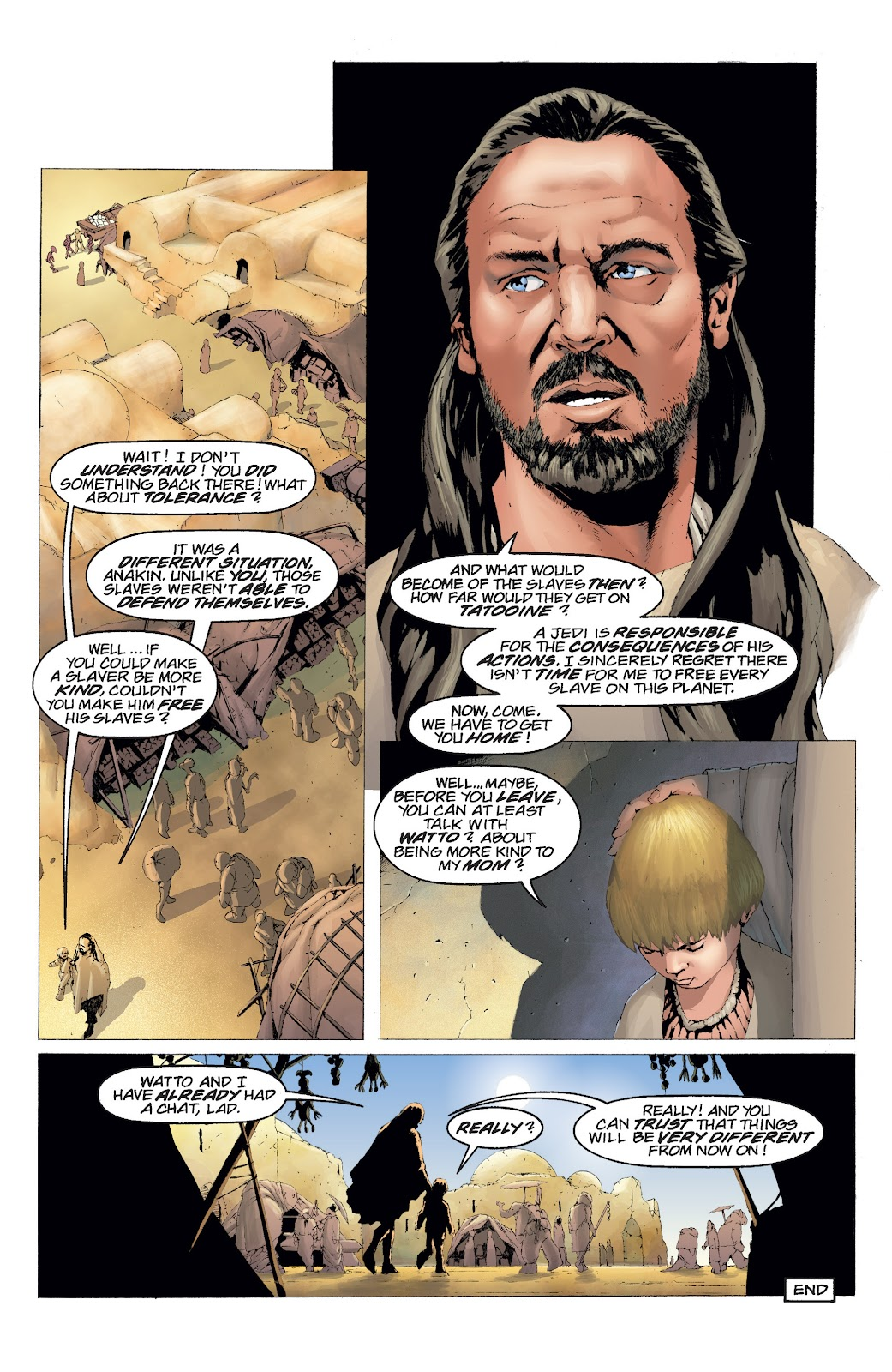 Read online Star Wars Legends: Rise of the Sith - Epic Collection comic -  Issue # TPB 2 (Part 5) - 16