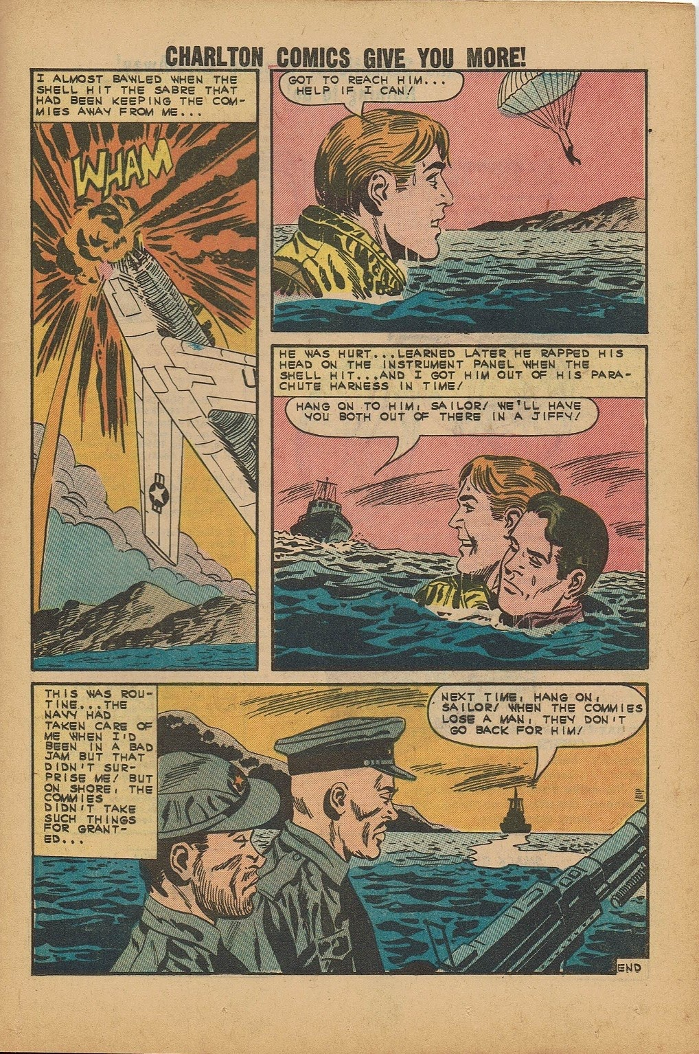Read online Fightin' Navy comic -  Issue #112 - 25