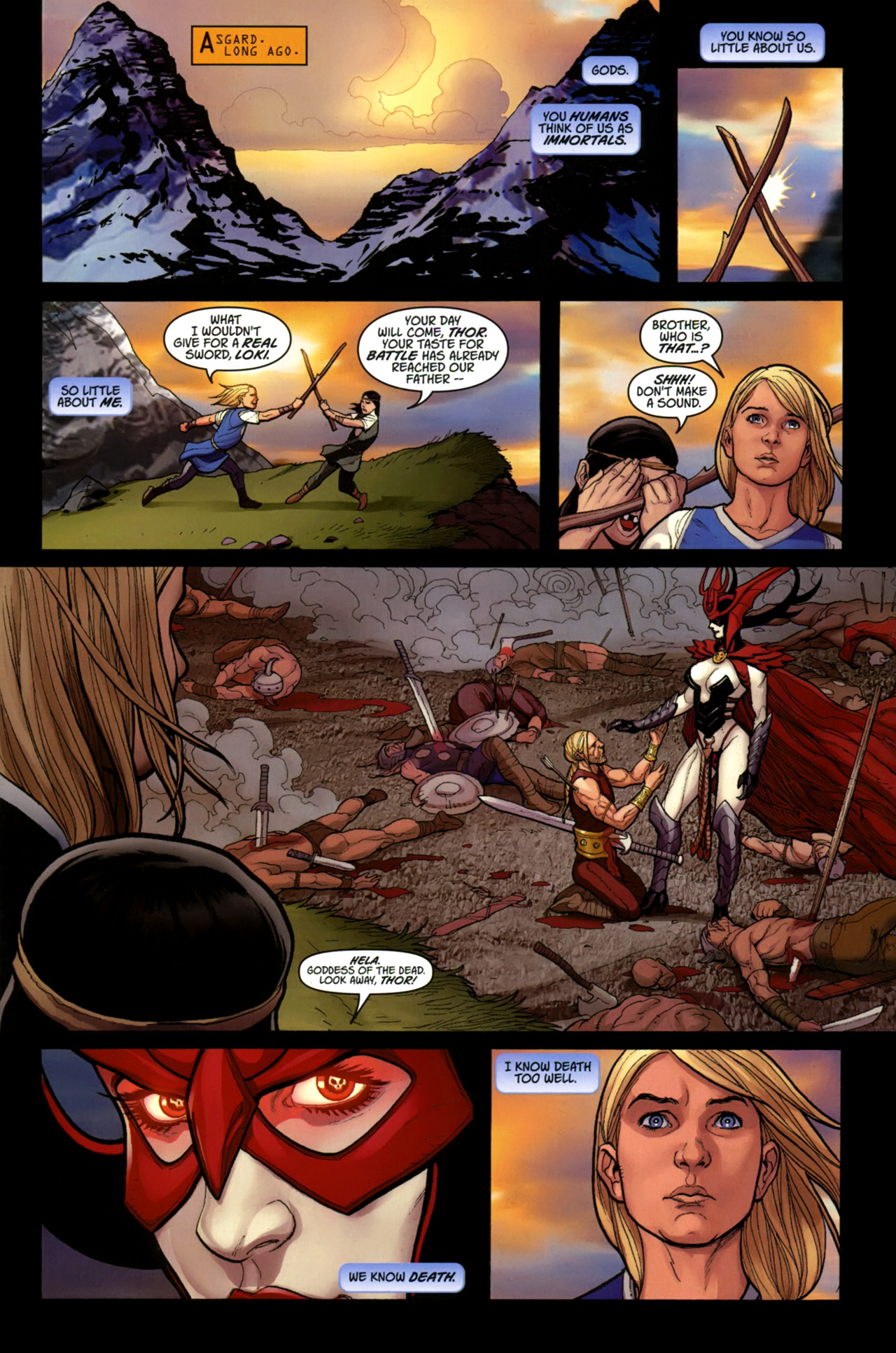 Read online Ultimate New Ultimates comic -  Issue #5 - 3
