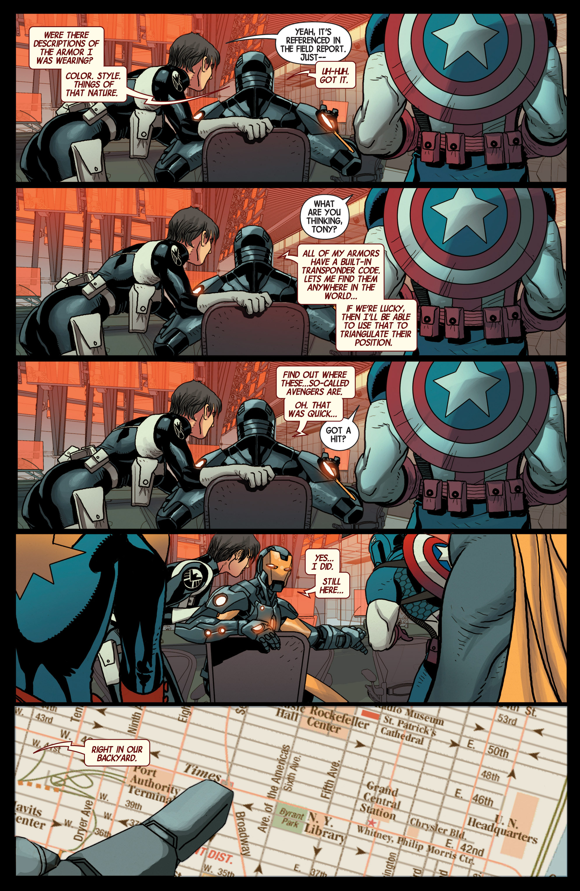 Read online Avengers (2013) comic -  Issue #26 - 20